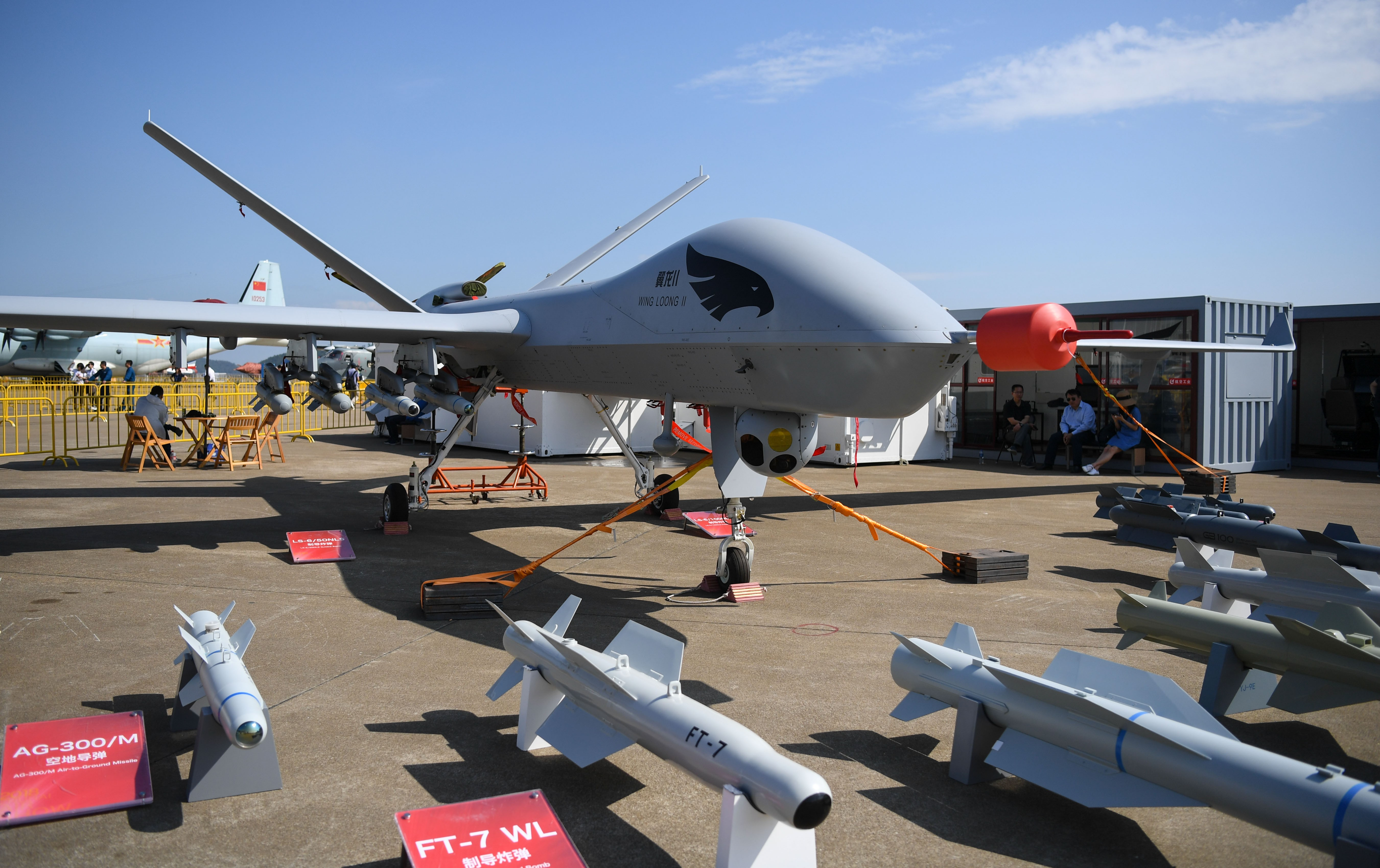 Chinese-made missiles and drones used in Libya conflict, UN experts
