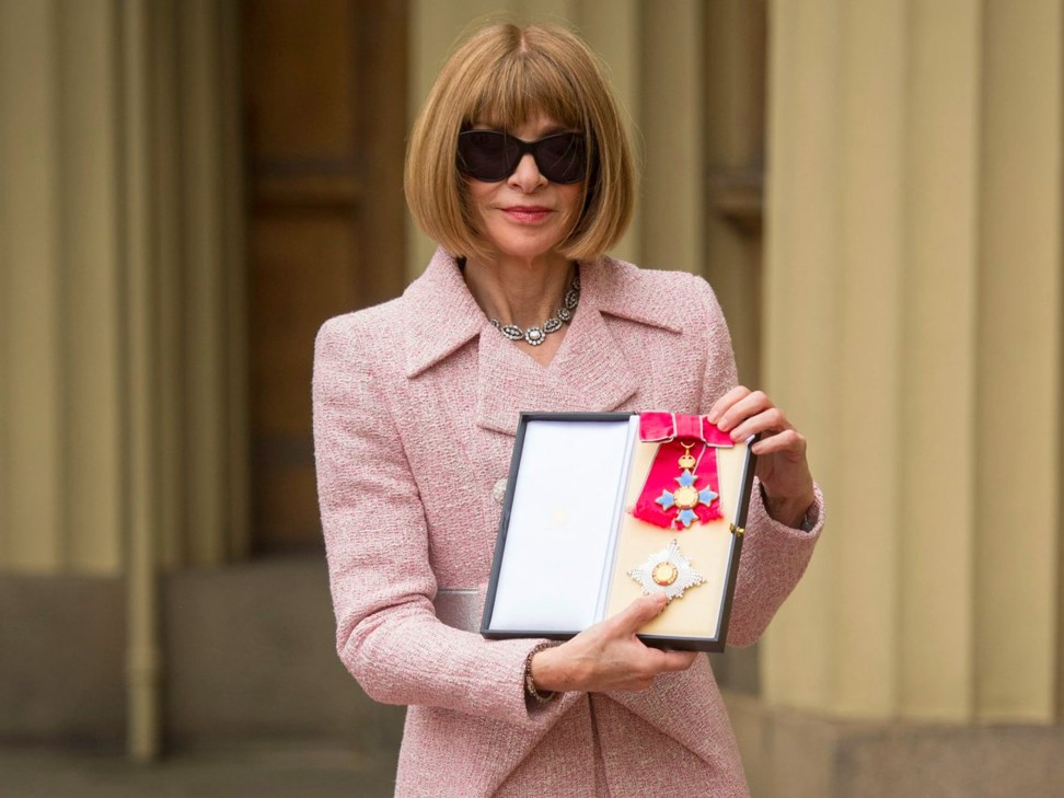 69b0822751 Anna Wintour  Life and times of the fashion icon who co-hosted the Met Gala  with Lady Gaga