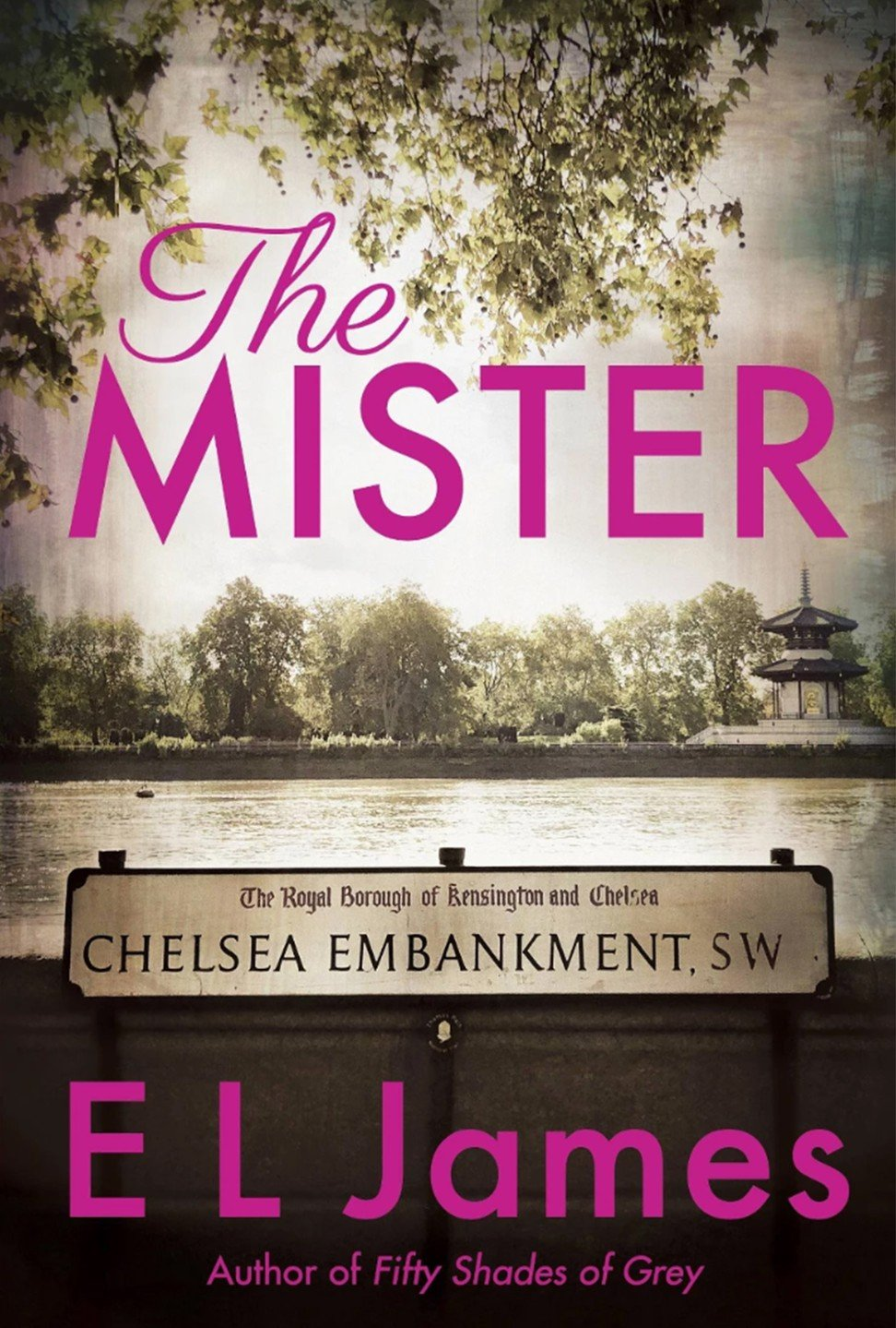 E.L. James' The Mister: absurd erotica that verges on uncomfortable