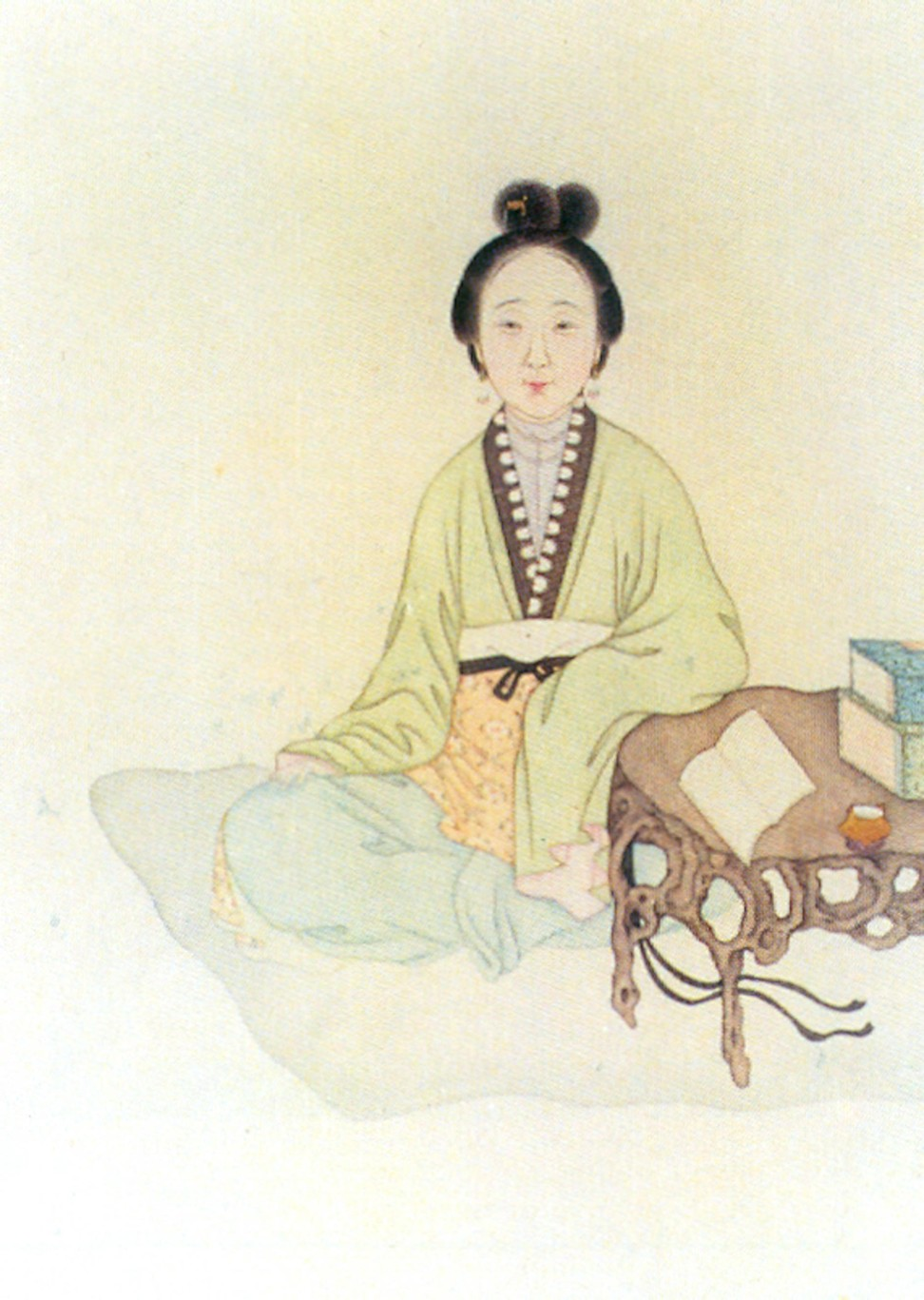 A remote Chinese village kept a courtesan's secret for centuries – now its founding mother takes centre stage