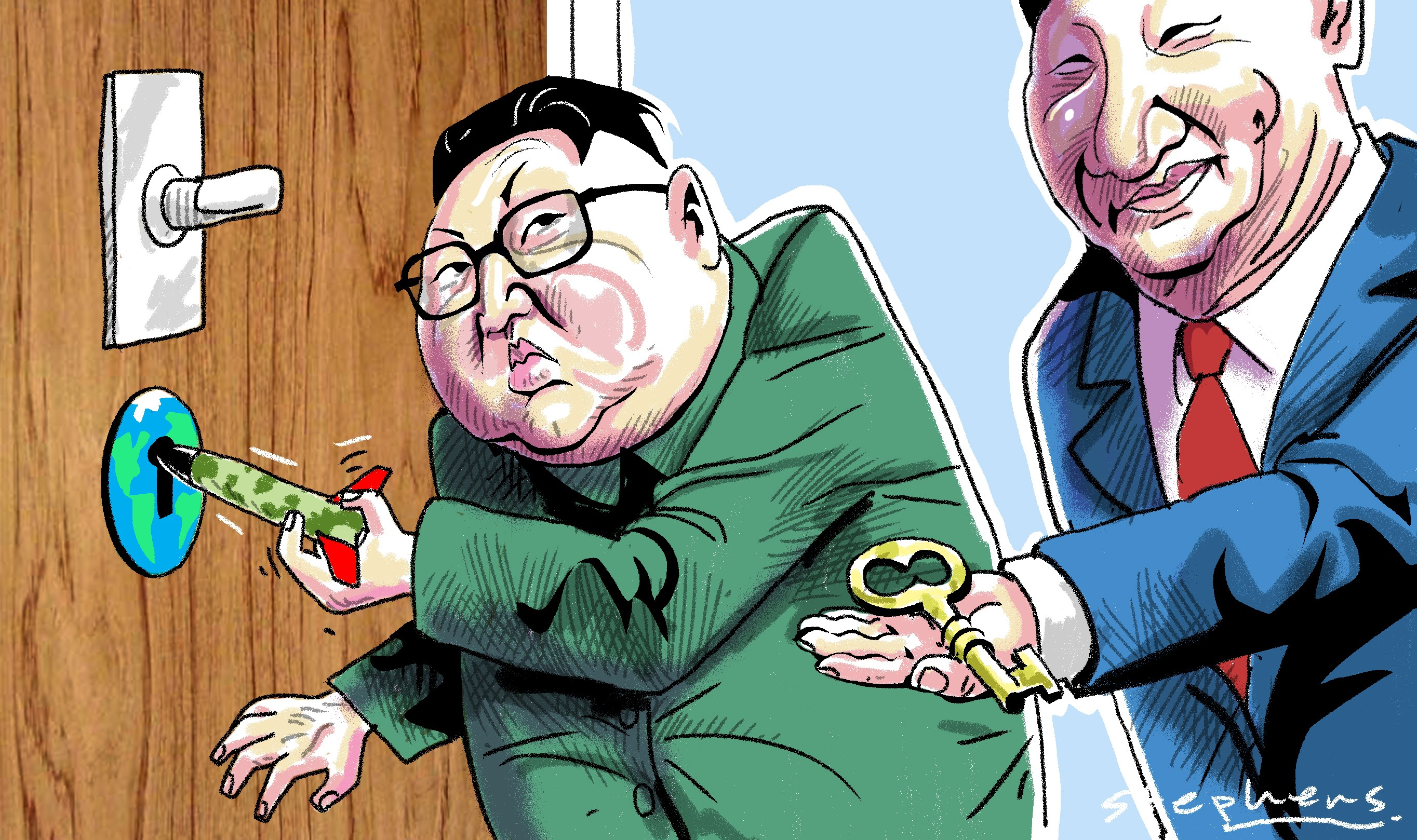 Only Xi Jinping can help Kim Jong-un unlock a bright