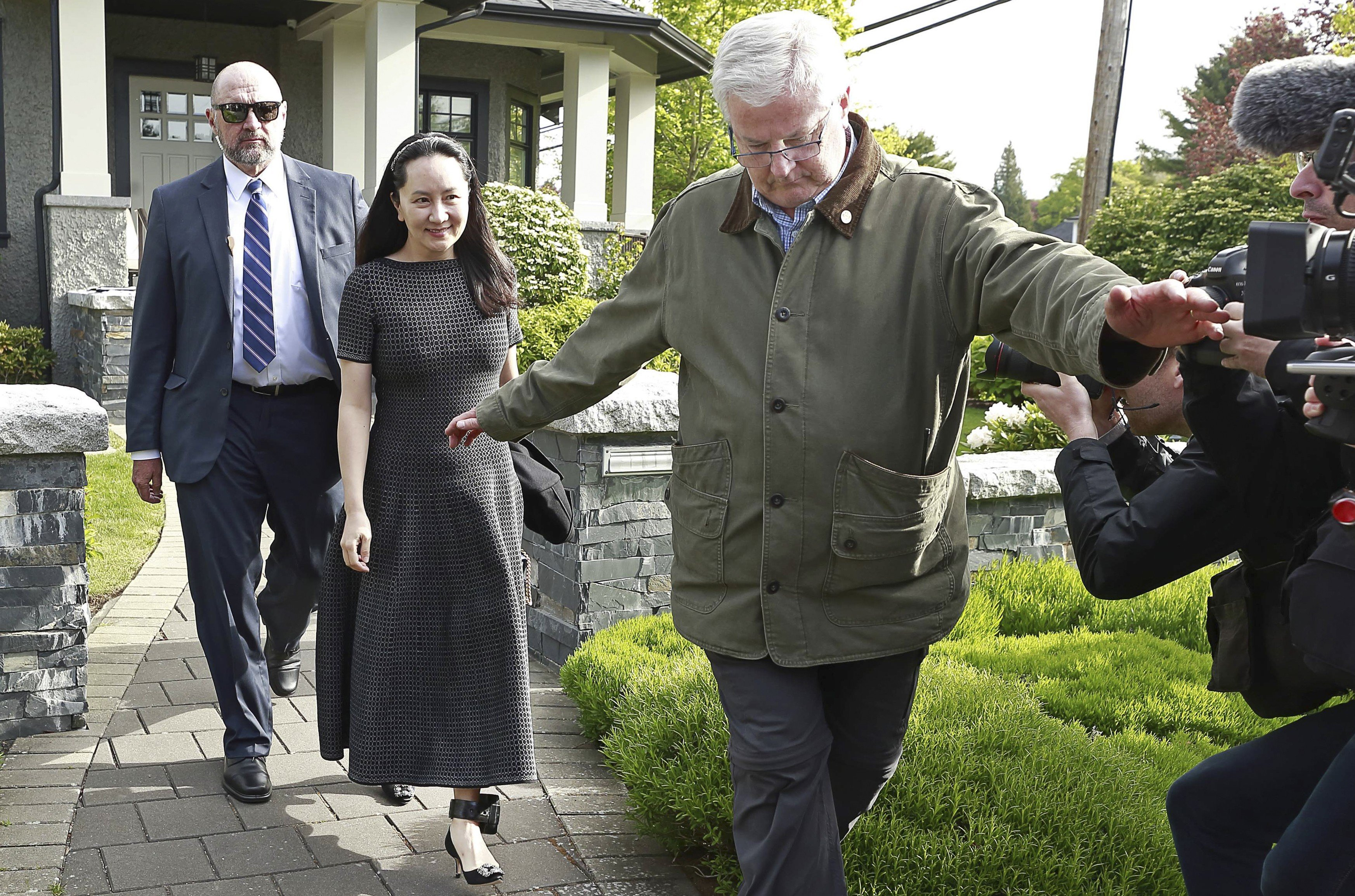Huawei finance chief Meng Wanzhou thanks employees in rare comments since Vancouver arrest