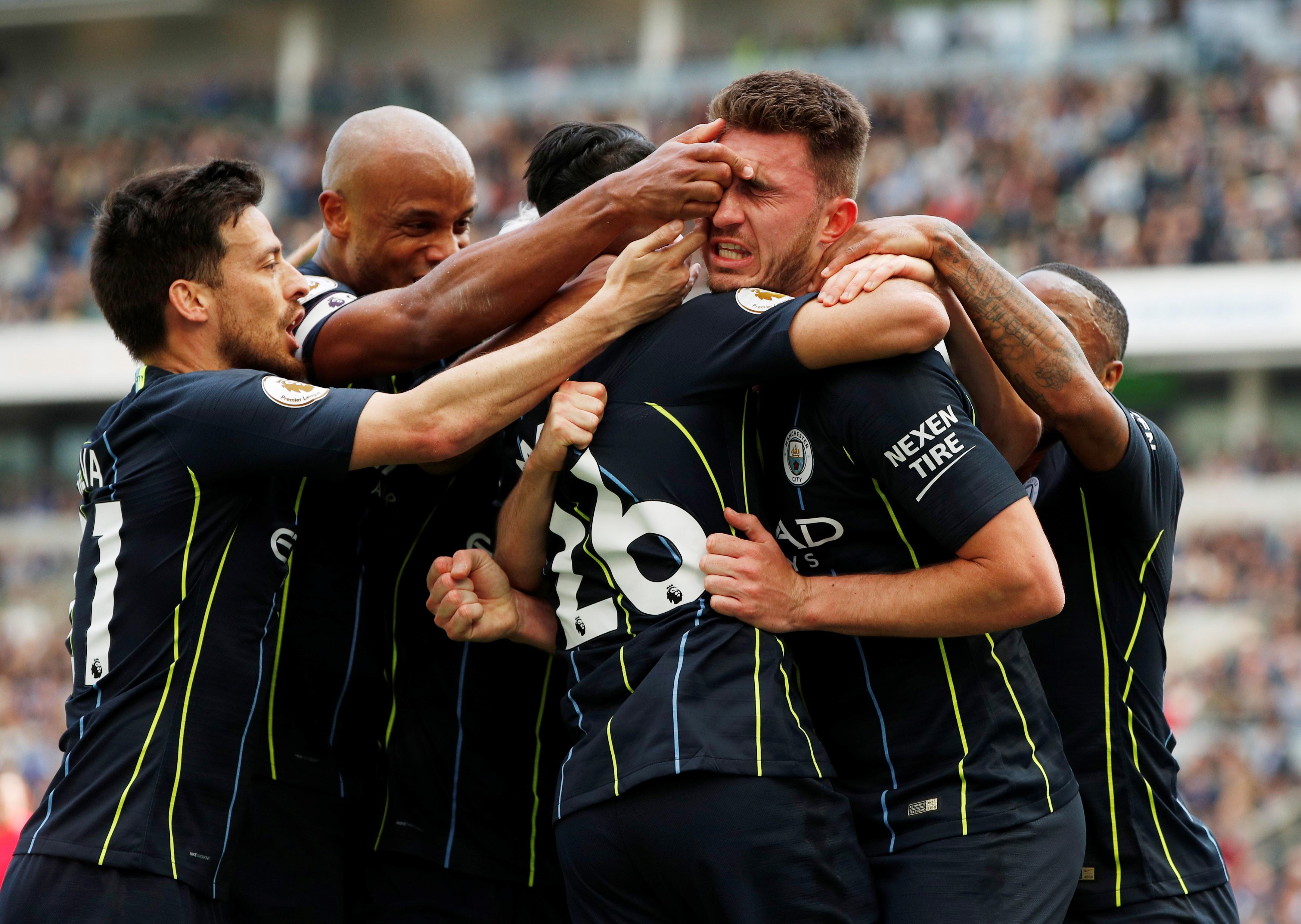 Manchester City retain Premier League title | South China