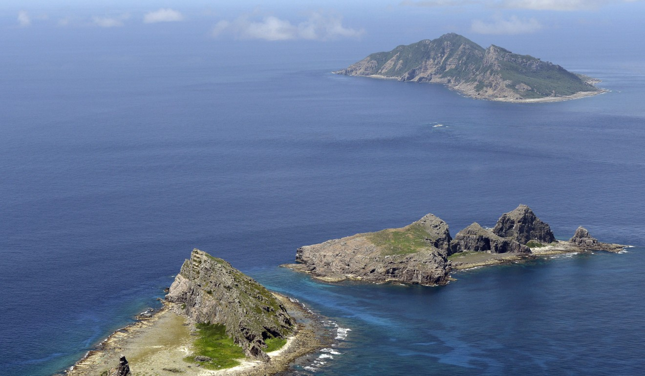 The dispute over the Senkaku – or Diaoyu – Islands is a long-standing barrier to better relations. Photo: Kyodo