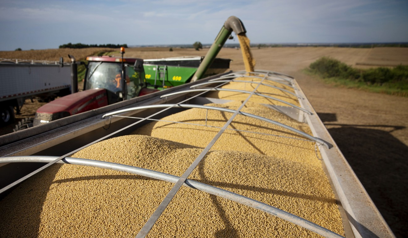 The Iowa Soybean Association says farmers are planting a crop well below their break-even level. Photo: Bloomberg