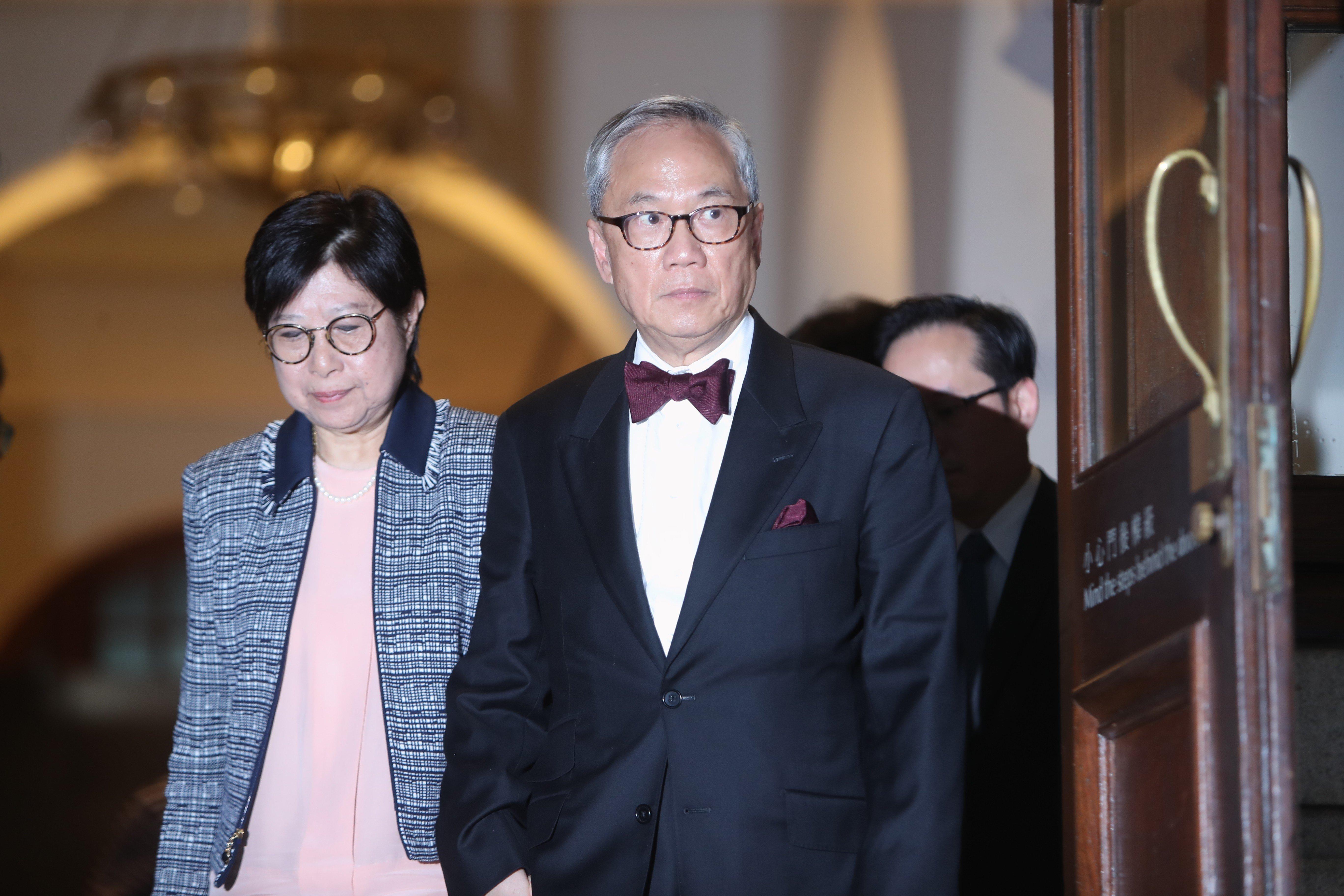 Former Hong Kong chief executive Donald Tsang has charges of