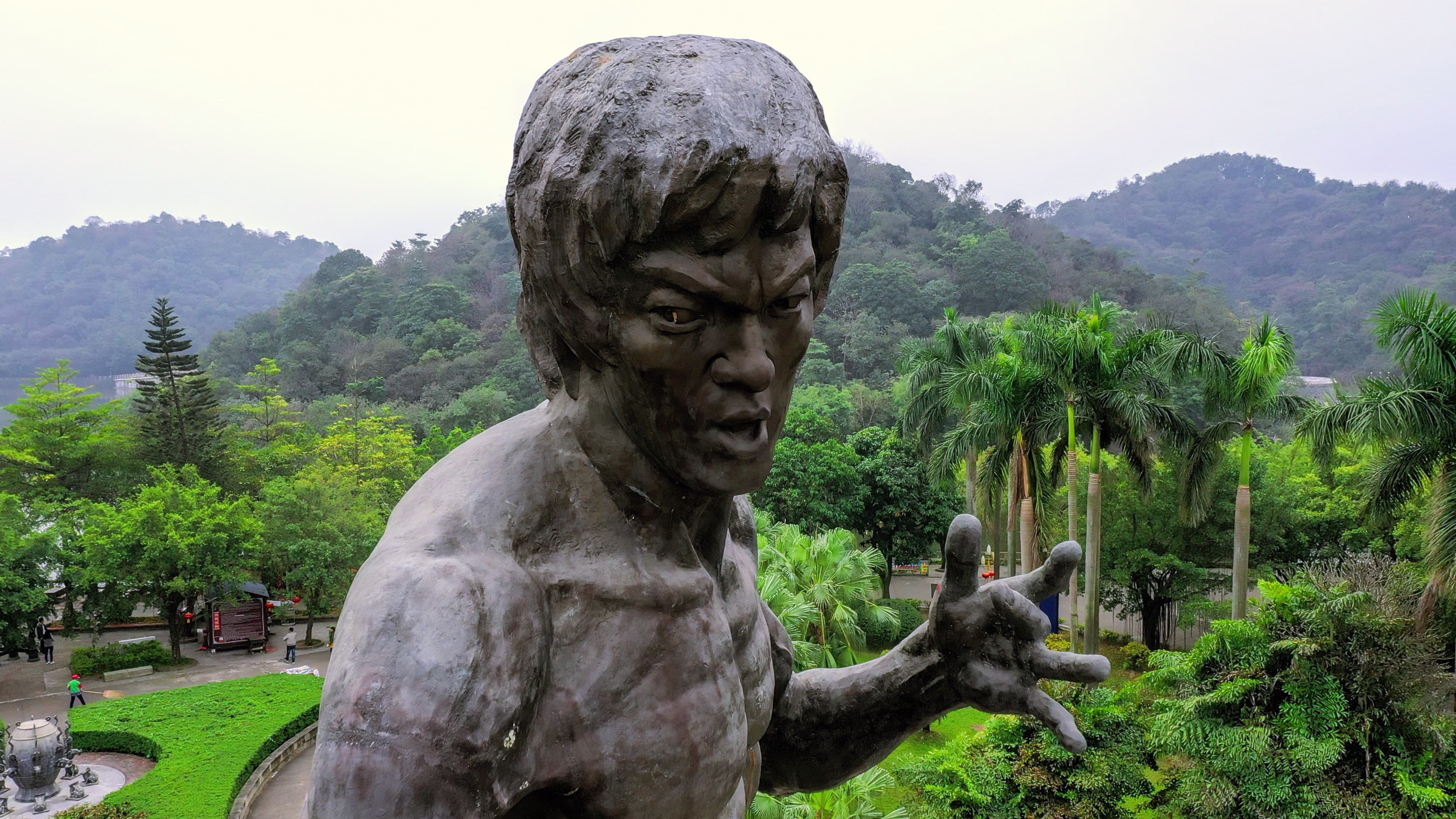 Day trips from Hong Kong: Foshan, for Bruce Lee memories