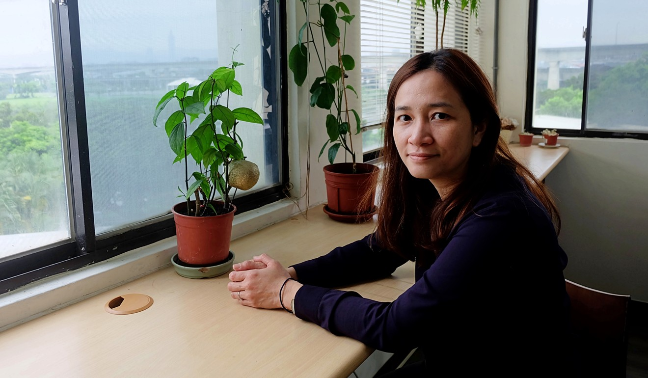 Amina Tjandra came to Taiwan in 1999 after the riots ended. Photo: Randy Mulyanto