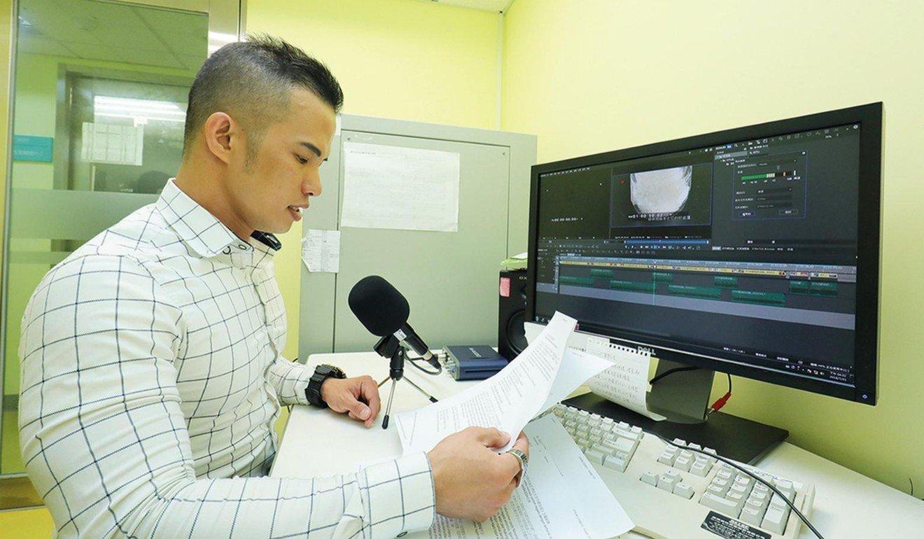 Radio presenter Tony Thamsir is a third-generation Chinese Indonesian. Photo: Handout