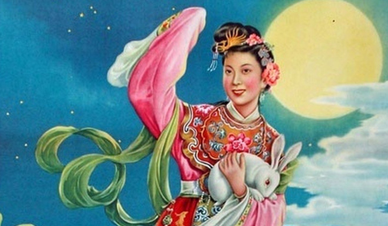 In Chinese folklore, Yutu or Jade Rabbit as it is known in English, is a companion of the moon goddess Chang'e. Photo: Handout