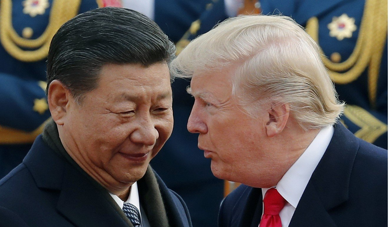 Xi and Trump's negotiators have been locked in bargaining for a trade deal. Photo: AP