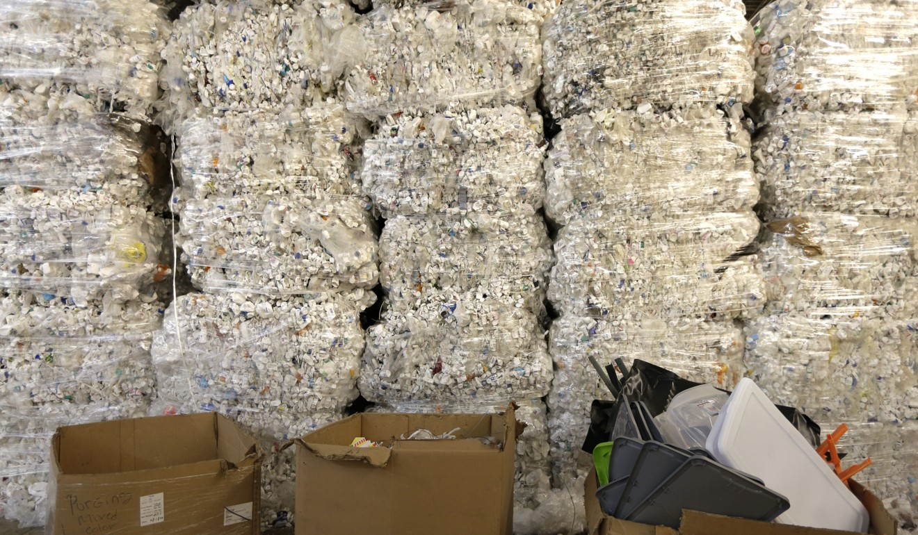 China's ban on scrap imports revitalises US recycling industry