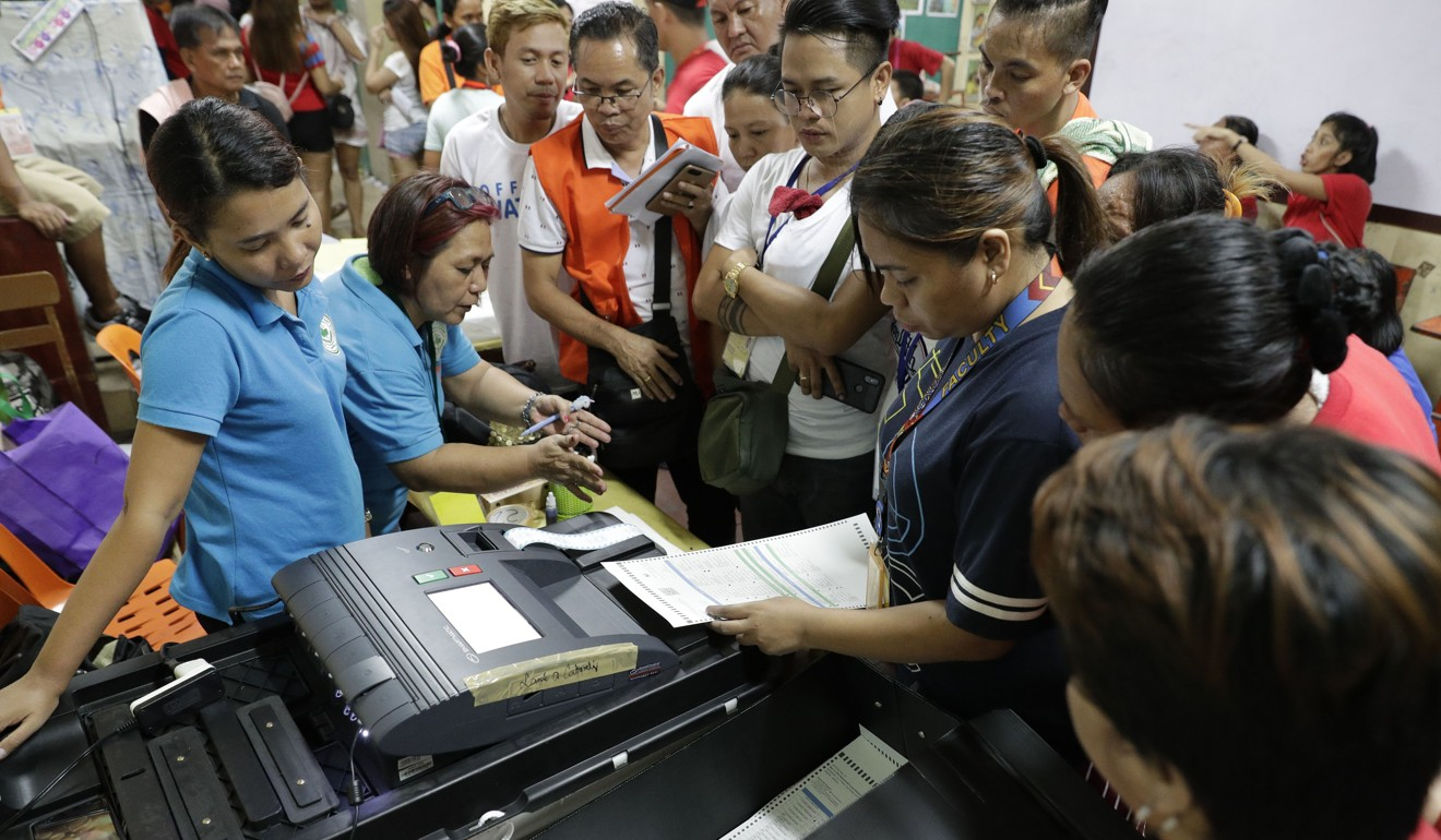 There is one clear winner in Philippine midterm elections: Rodrigo Duterte's popularity