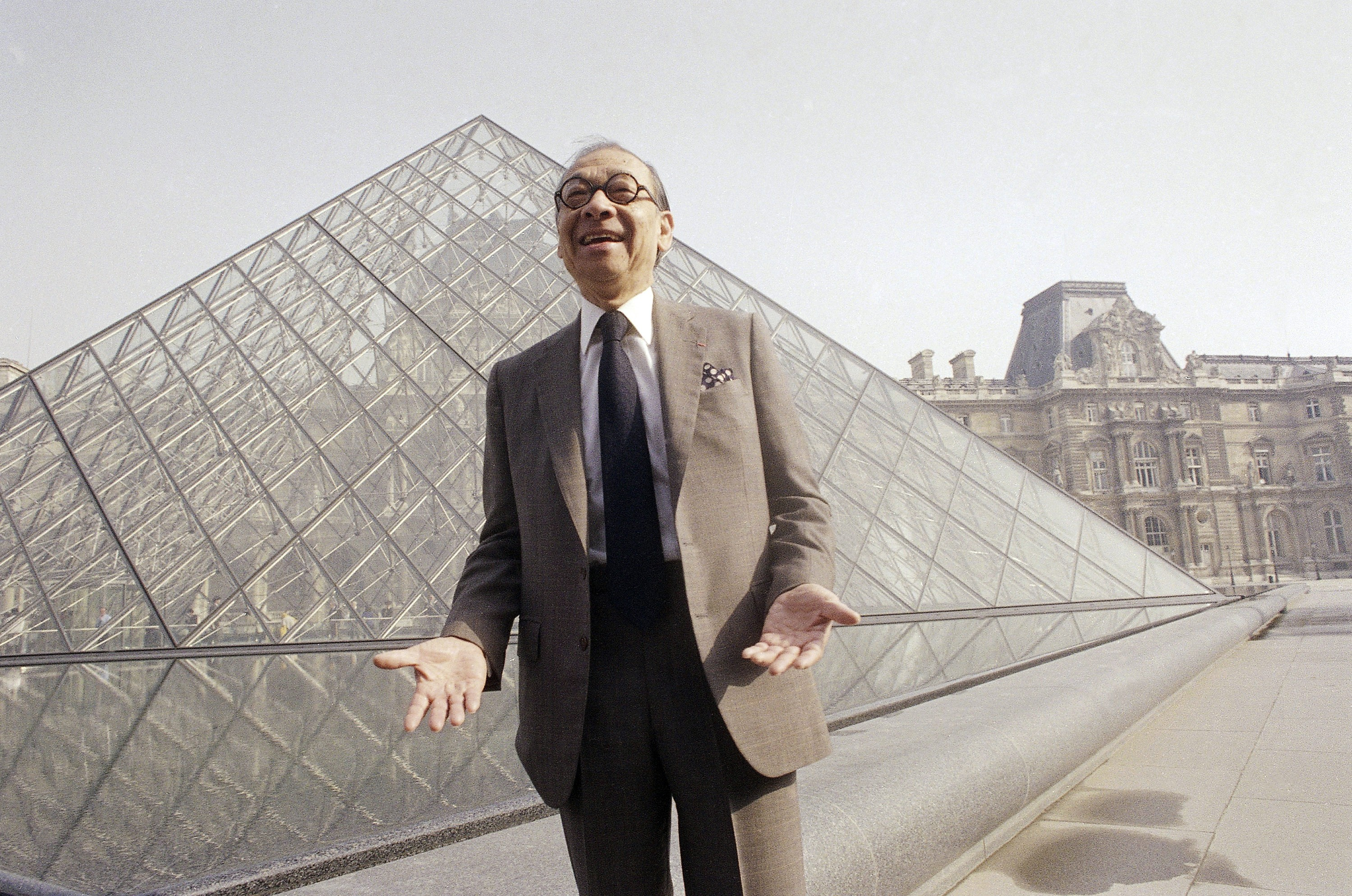 b795c21e4a05dc Remembering I.M. Pei: 5 iconic buildings designed by legendary Chinese- American architect you must visit