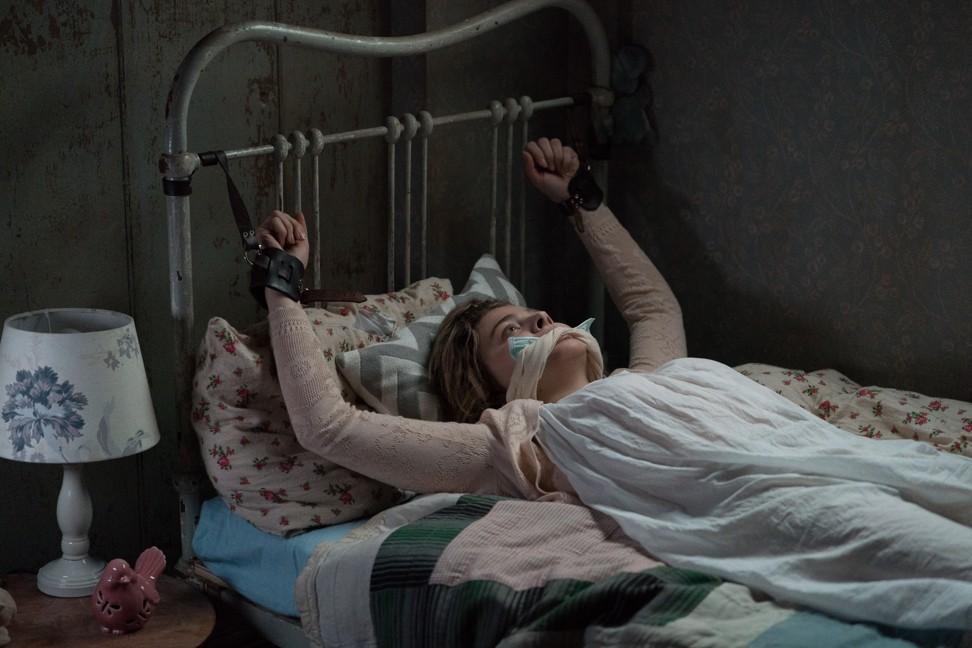 Greta film review: Isabelle Huppert terrorises Chloe Grace Moretz in campy horror