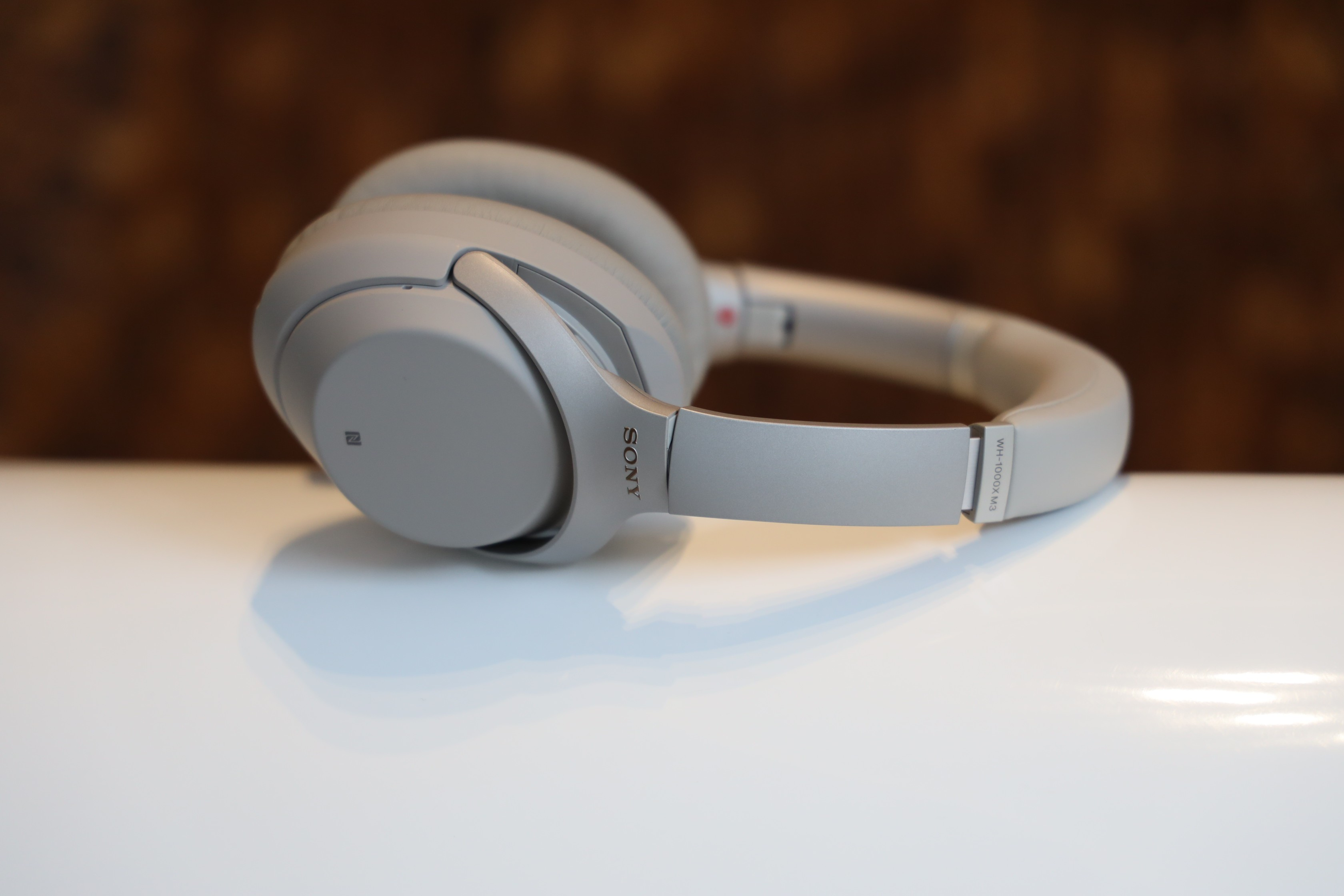 5ab216e1f12 We review the Sony WH-1000XM3 noise-cancelling headphones, and they make  silence golden