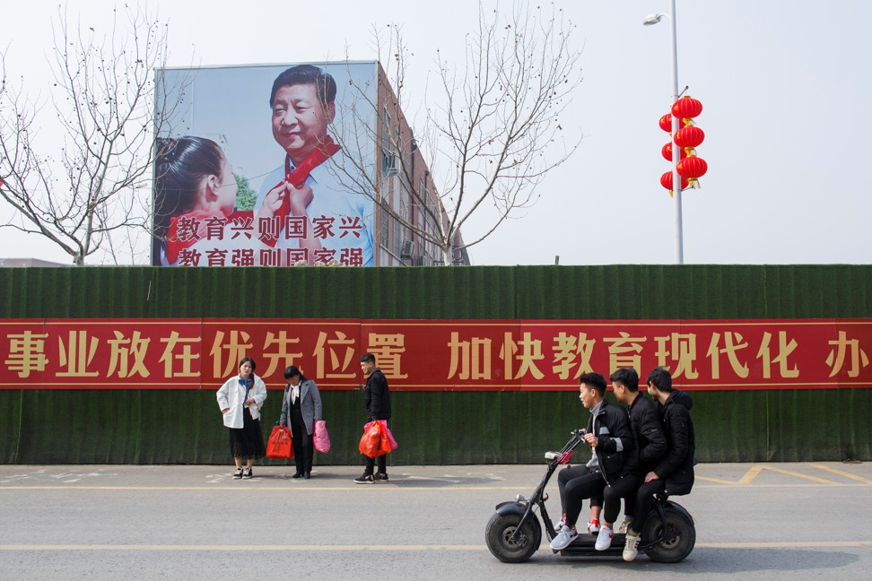 Xi Jinping calls for 'new Long March' in dramatic sign that China is preparing for protracted trade war
