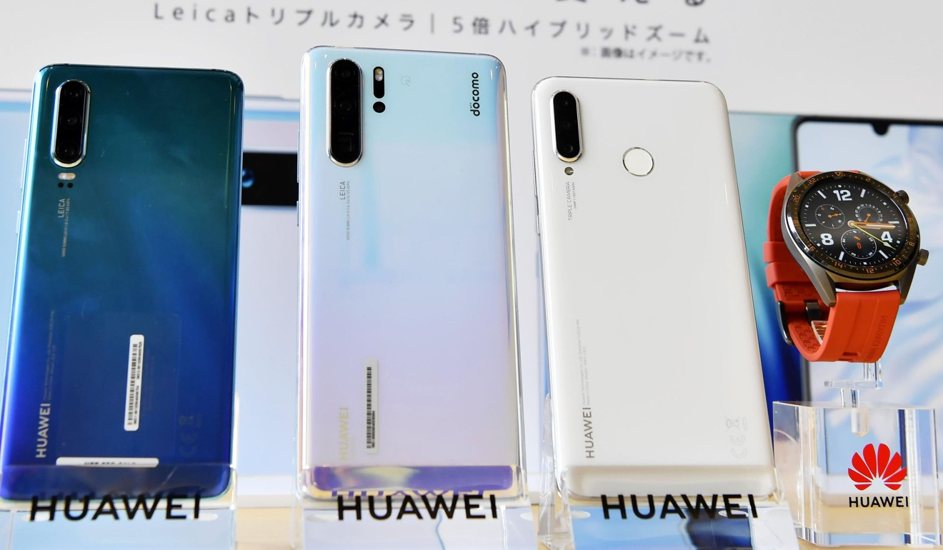 Why Huawei's smartphones are mostly unheard of in the US | South