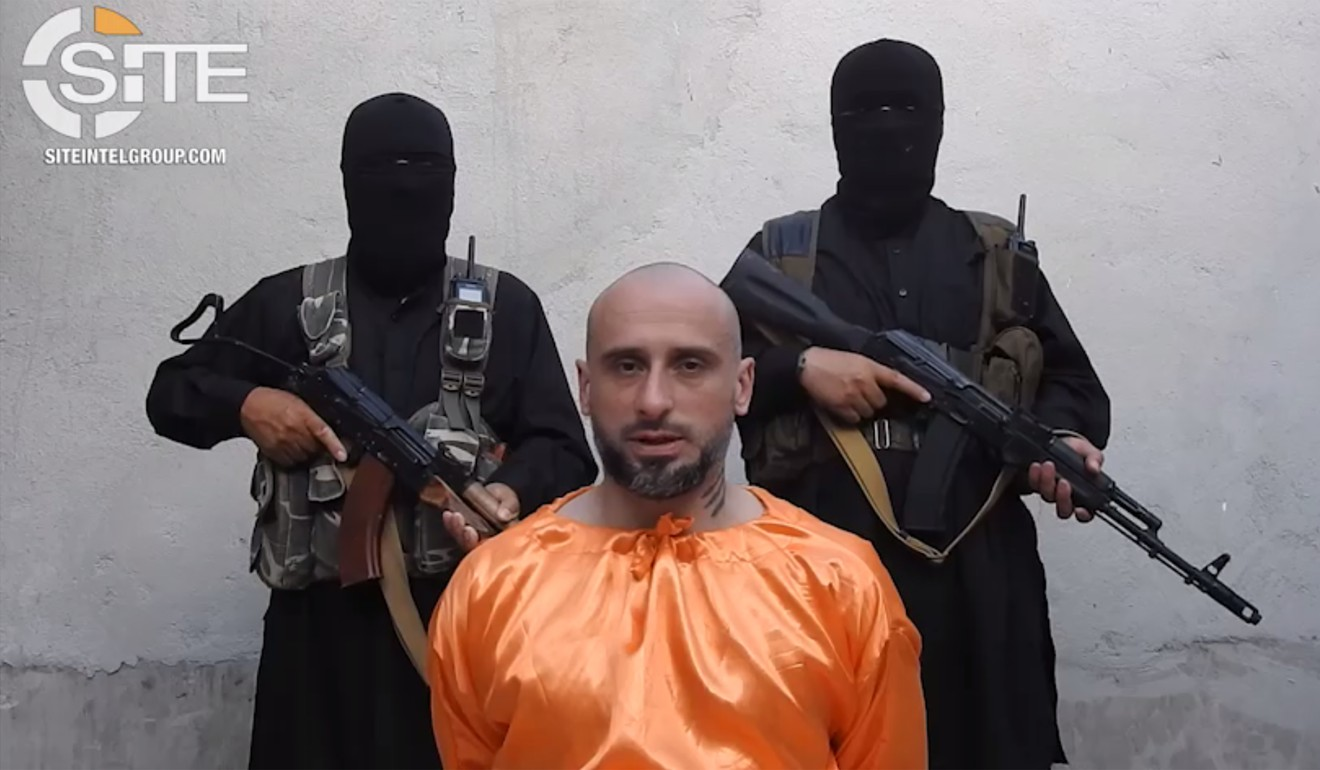 Holiday hostage nightmare ends for Italian Alessandro Sandrini, held by kidnappers in Syria for almost three years