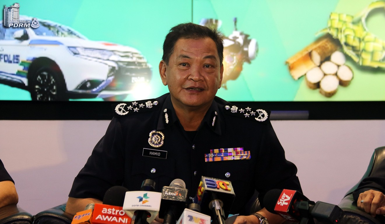 'Nowhere they can hide': Malaysia's new hard-nosed police chief Abdul Hamid calls out 1MDB fugitive financier Jho Low