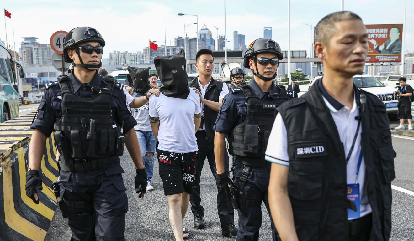 Hong Kong extradition bill: justice chief backs human rights safeguards, but only on ad hoc basis