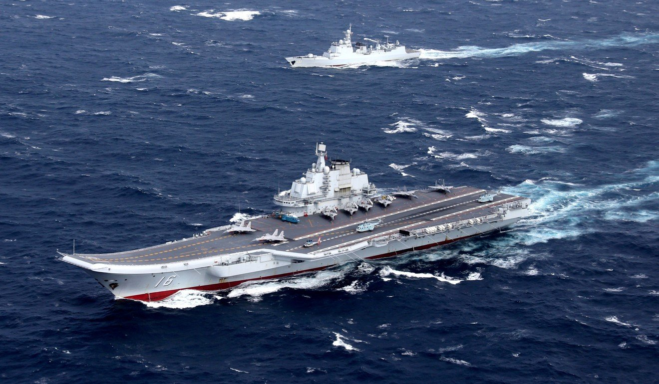 With all its hi-tech equipment an aircraft carrier can cost up to US$7.2 billion to build. Photo: Reuters