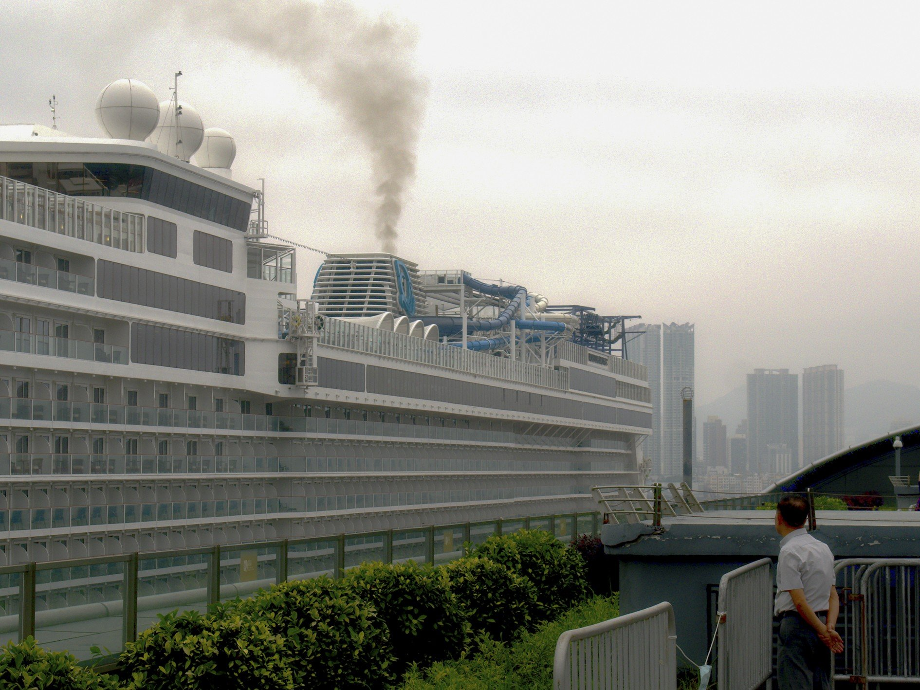 Hong Kong Air Pollution And The Deadly Impact Of Shipping And