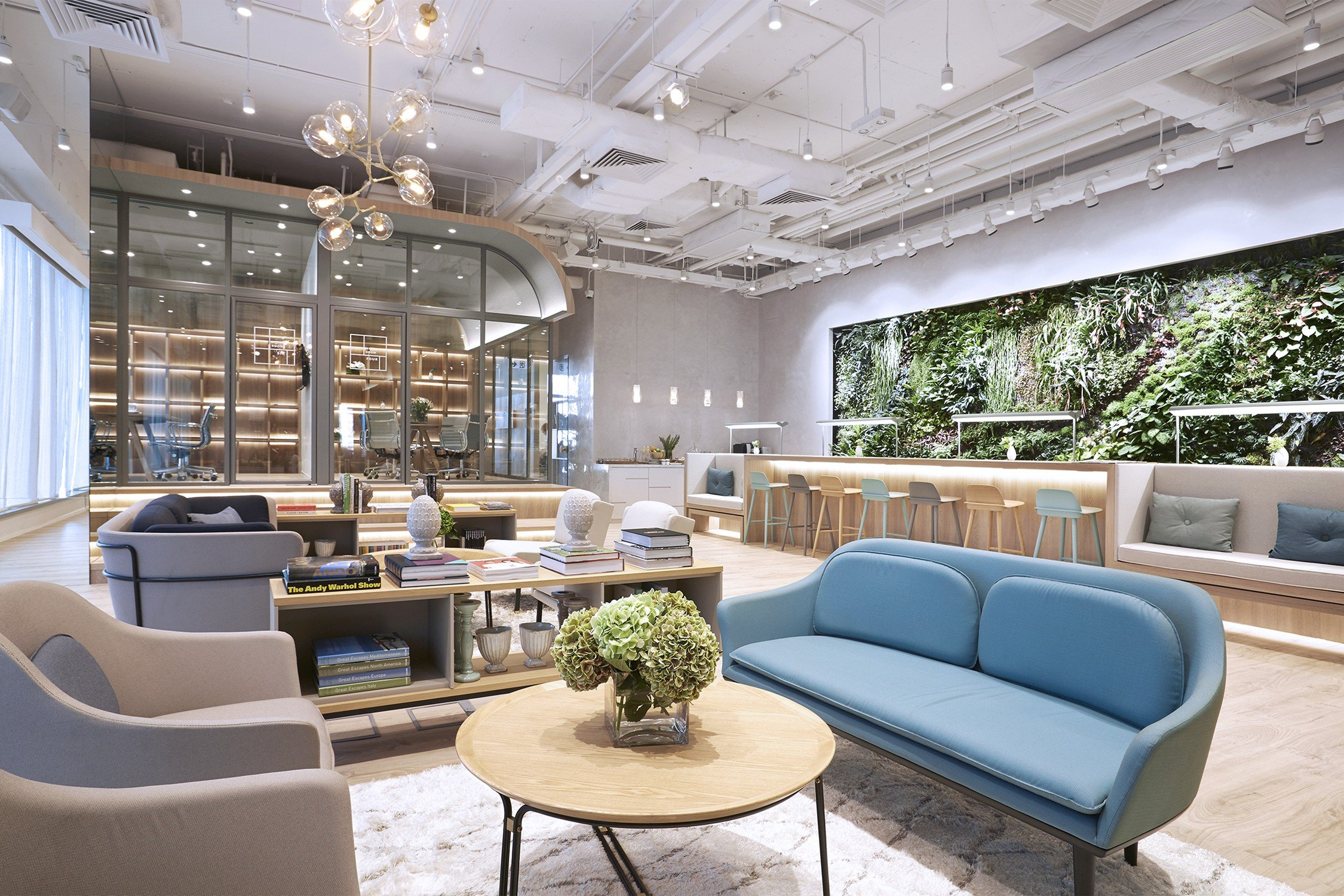 8 of Asia's most beautiful luxury co-working spaces