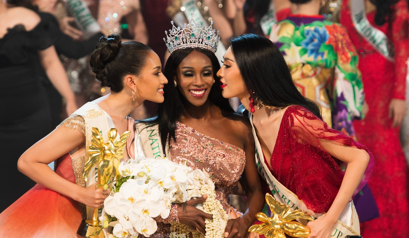 A transgender beauty contest in Pattaya, Thailand. Despite its reputation, Asia has a long history of accepting diversity. Photo: Handout