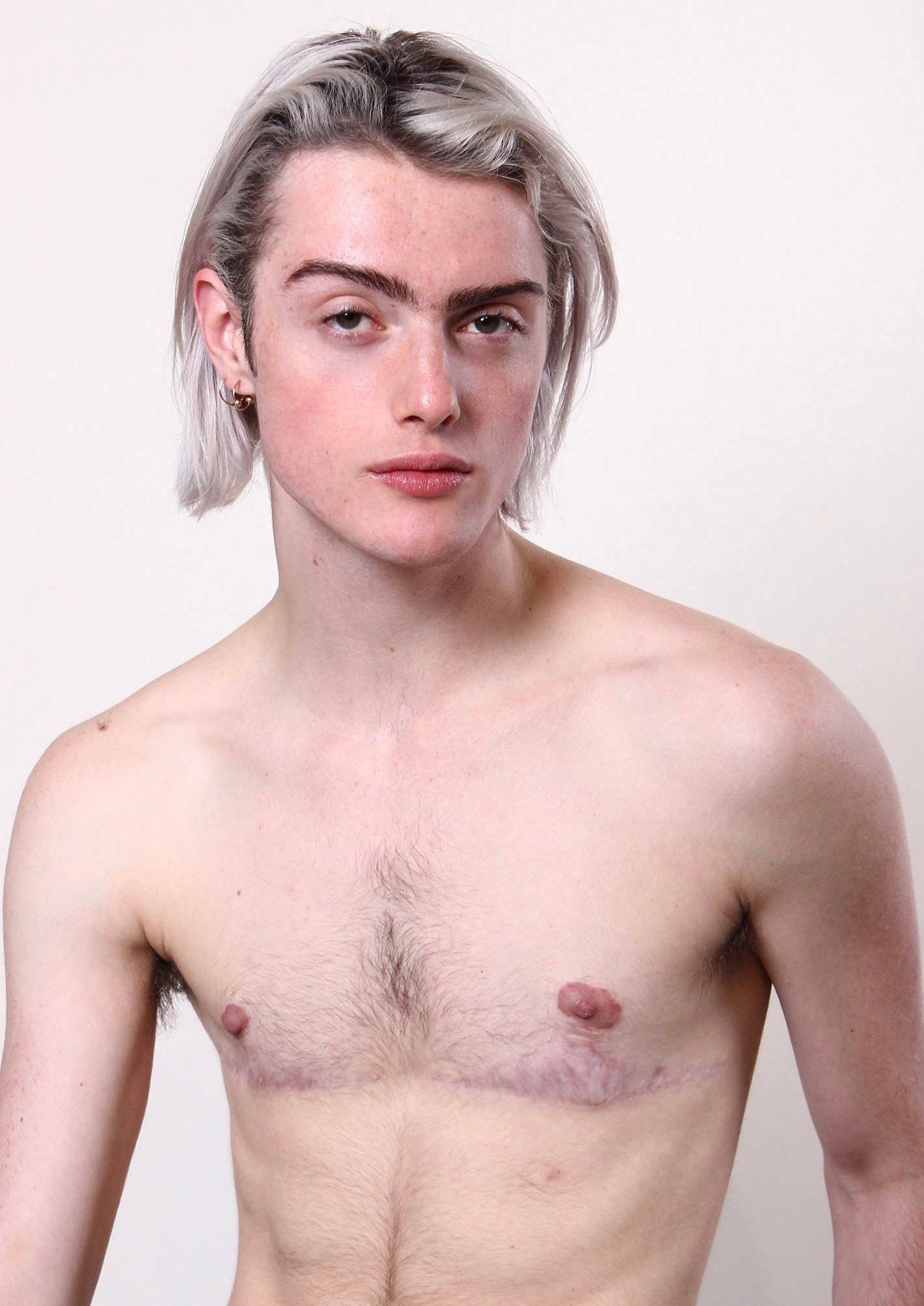 Transgender models six trans men making their mark on modelling world from buck angel to casil mcarthur