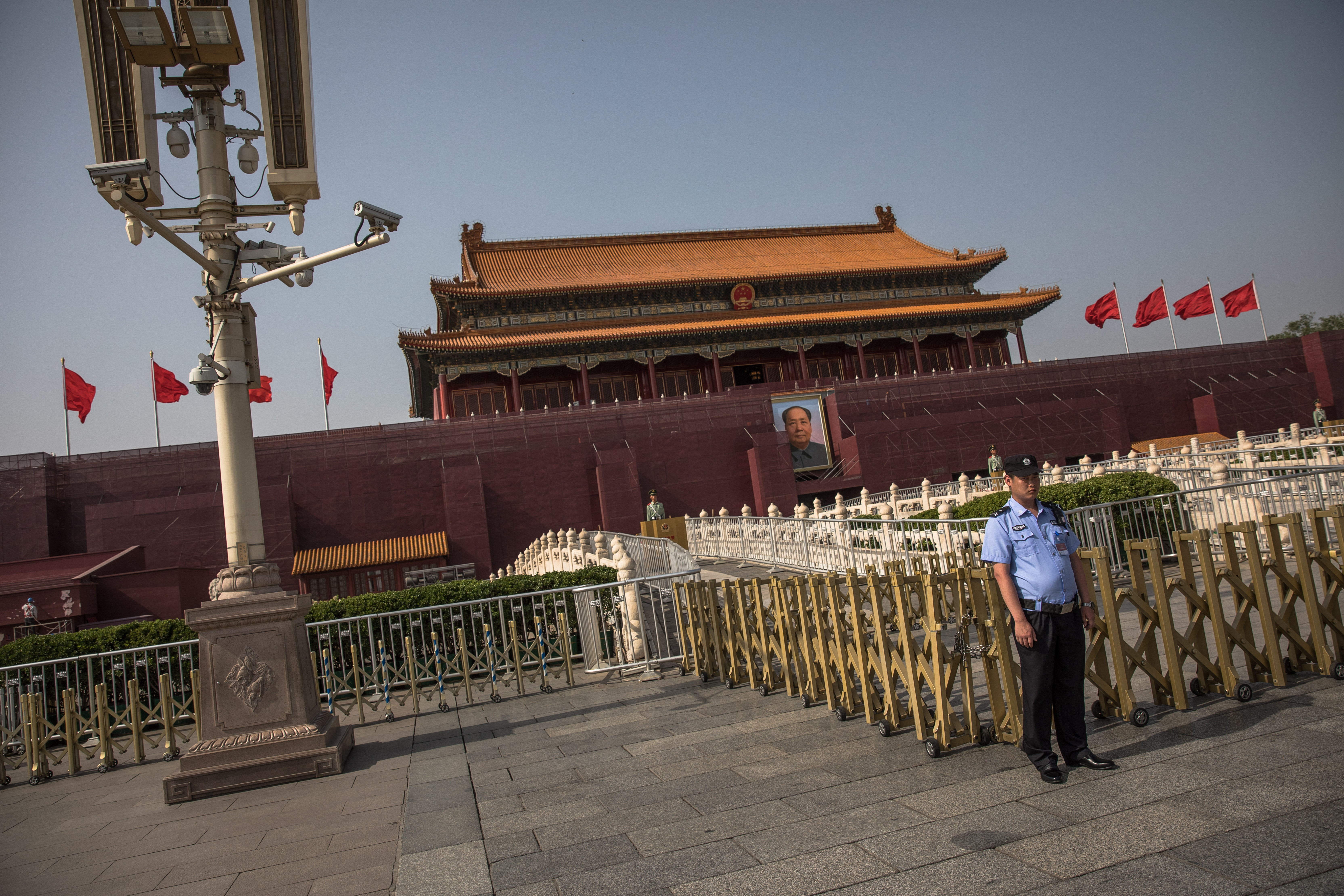 Chinese activists detained ahead of 30th anniversary of