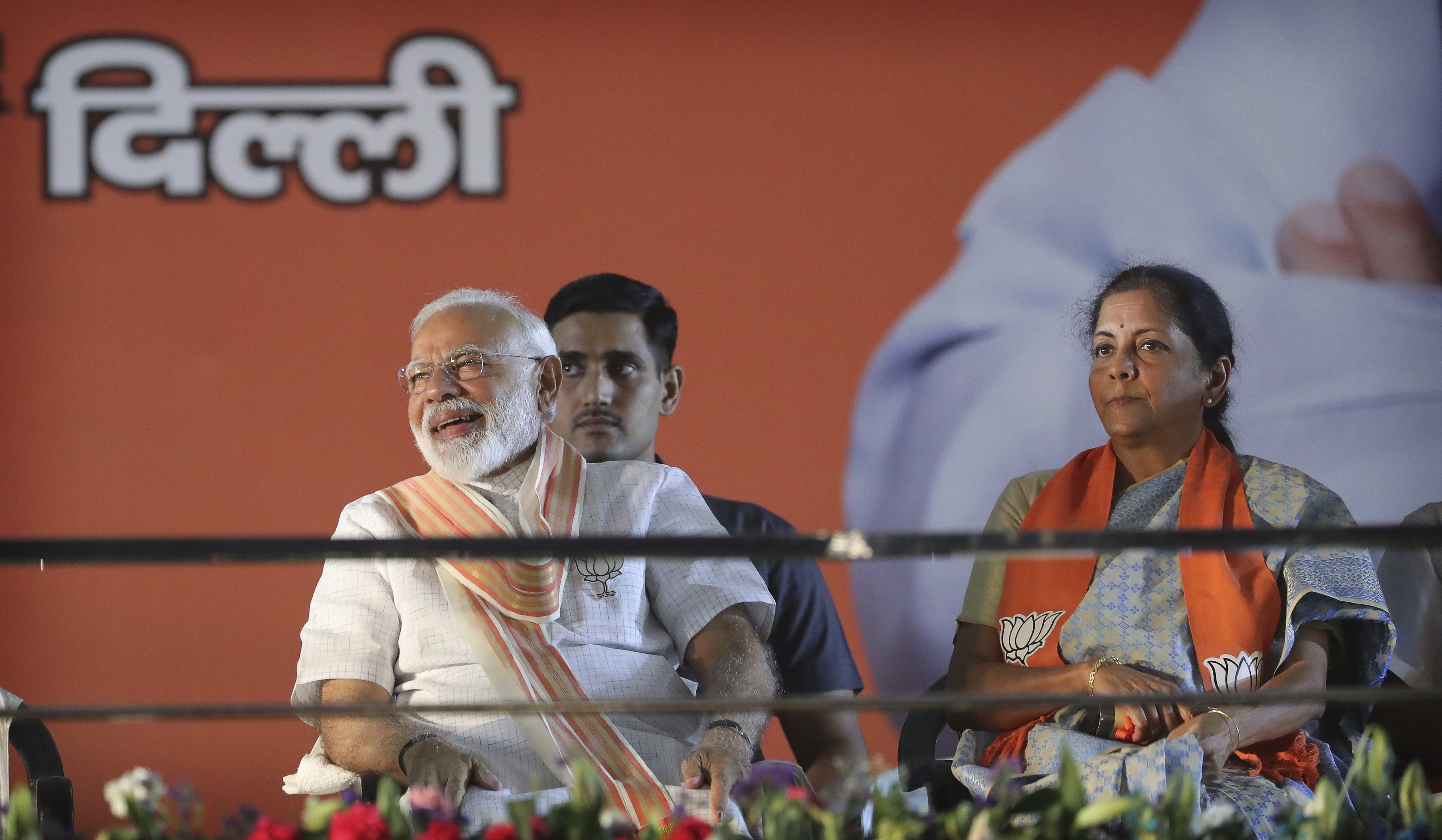 Narendra Modi Names Nirmala Sitharaman As India S Finance Minister