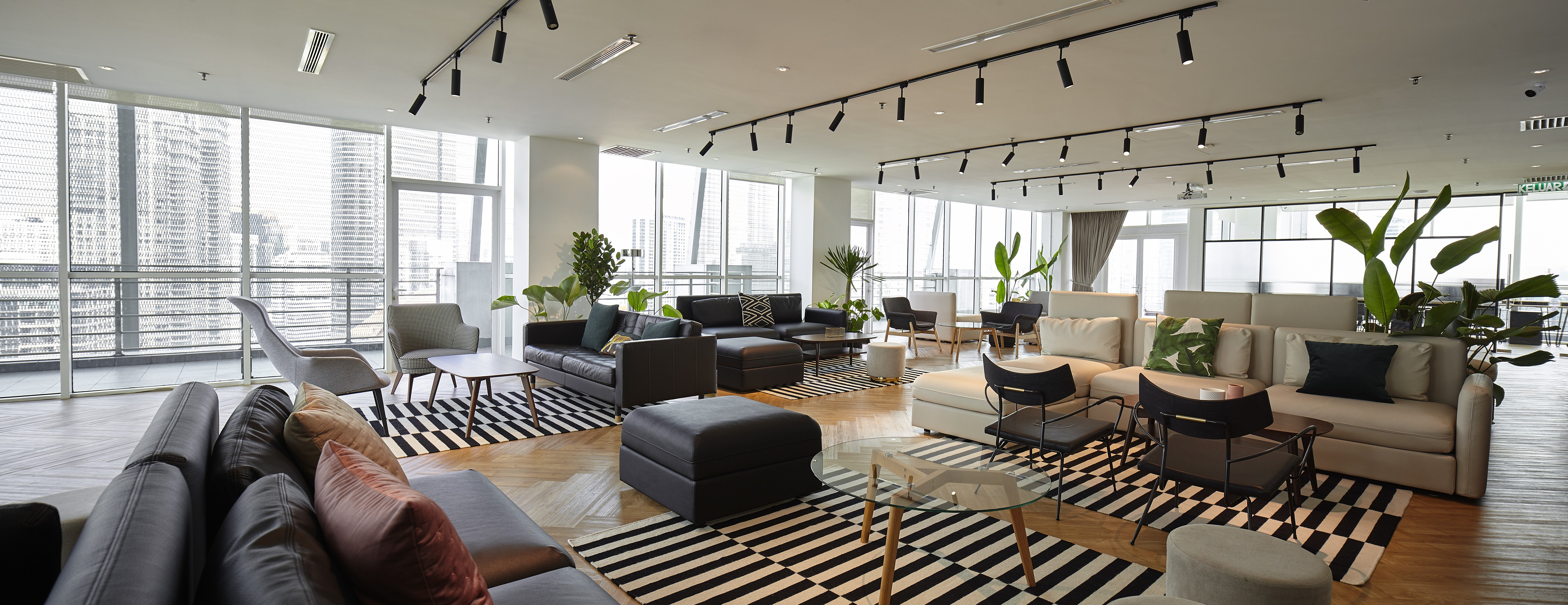 8 of Asia's most beautiful luxury co-working spaces | South