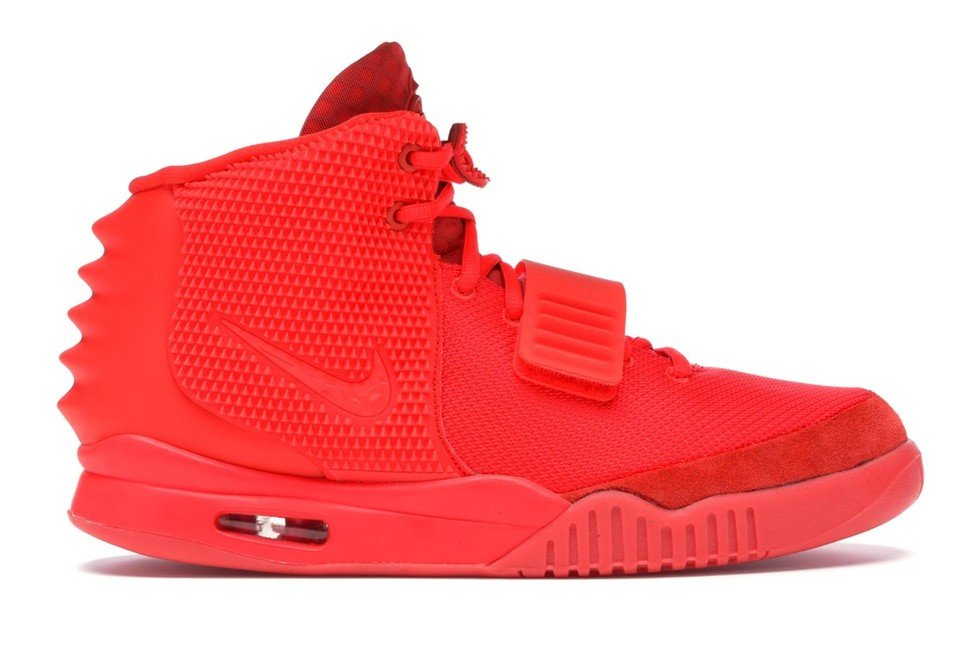 Air Yeezy 2 Red October.