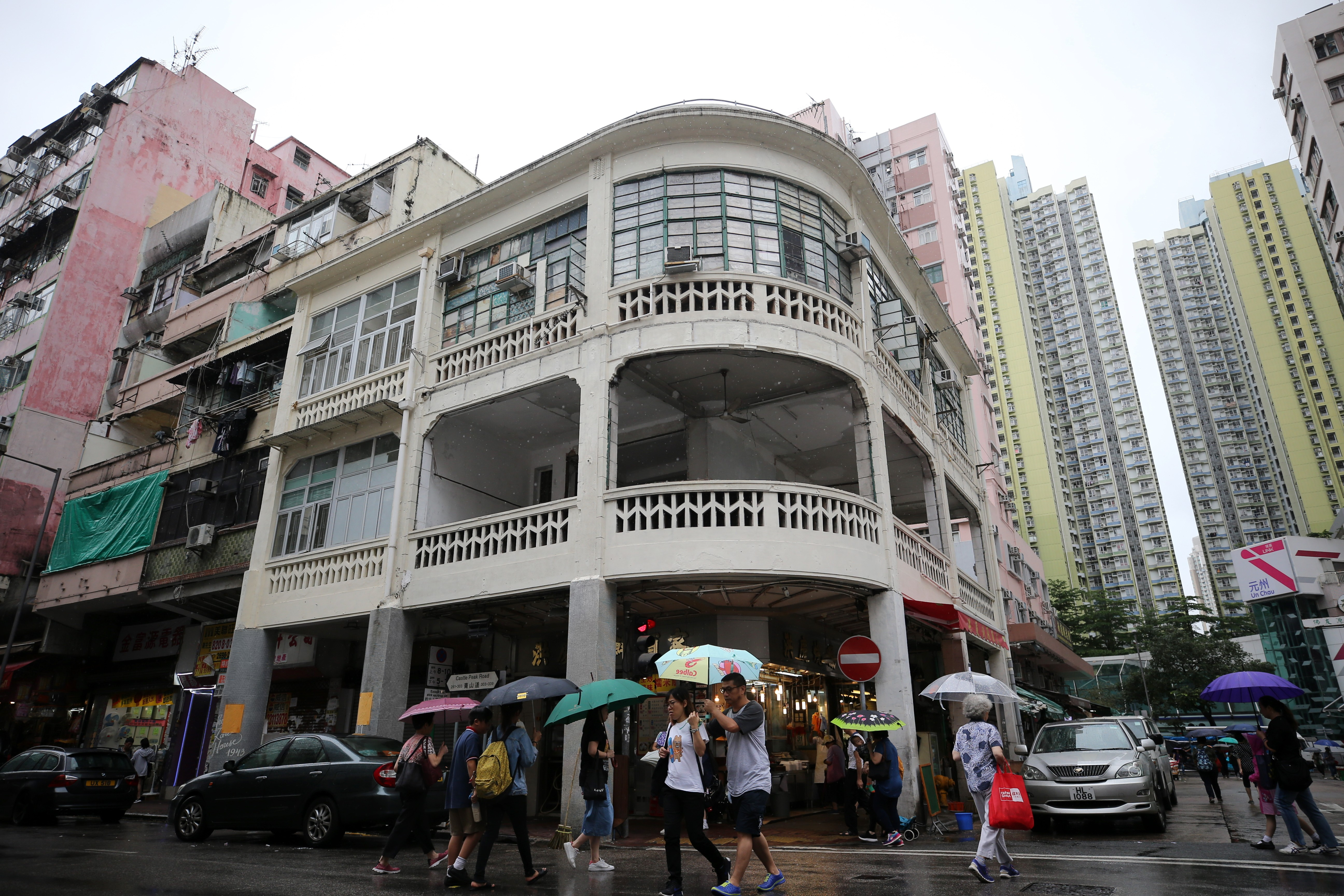 e14ecabd229b2 Rare example of pre-war Hong Kong architecture to be destroyed after  building owners ignore government pleas to save it