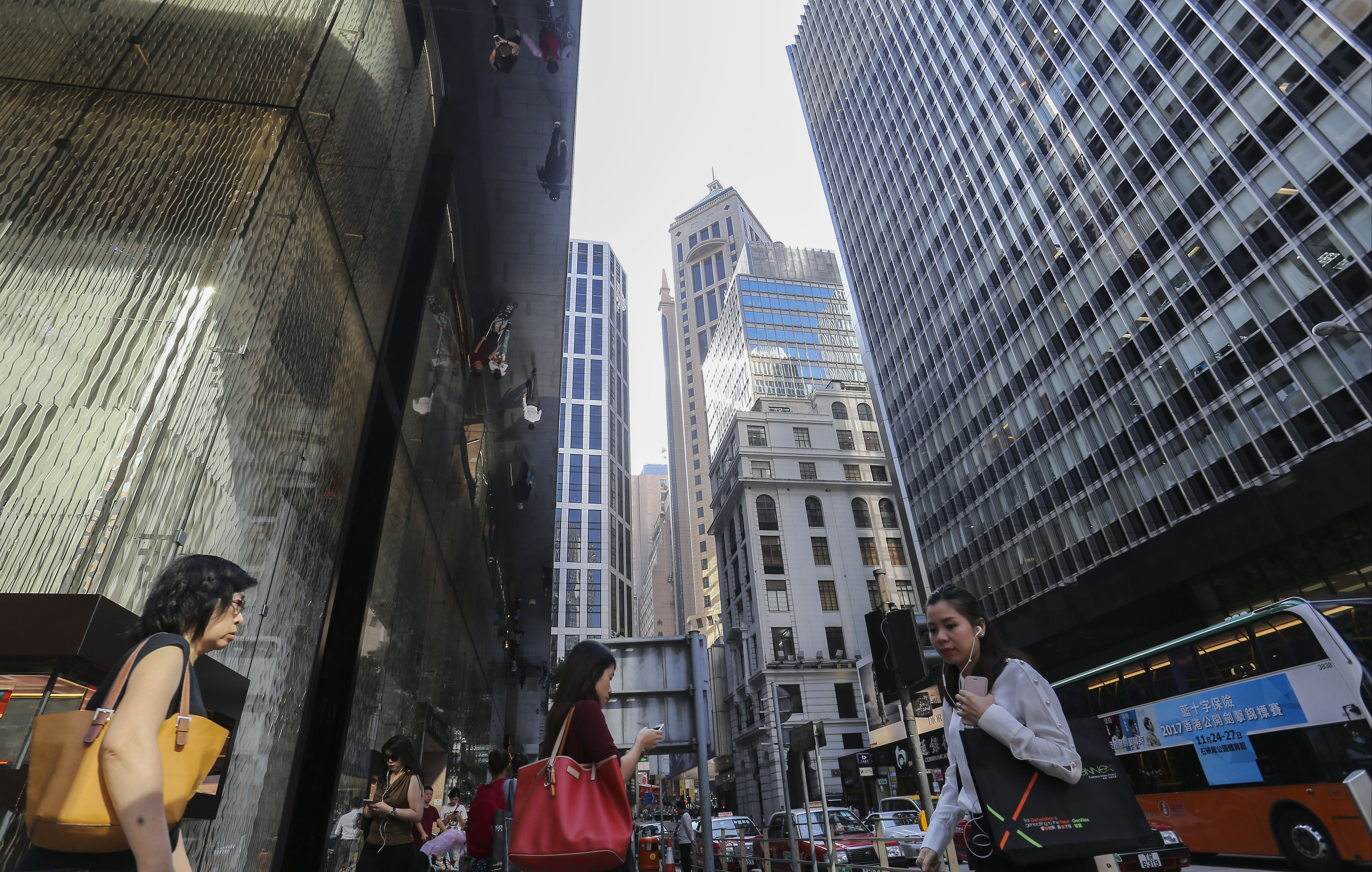 Hong Kong property deals jump to 22-year high as investors spend US