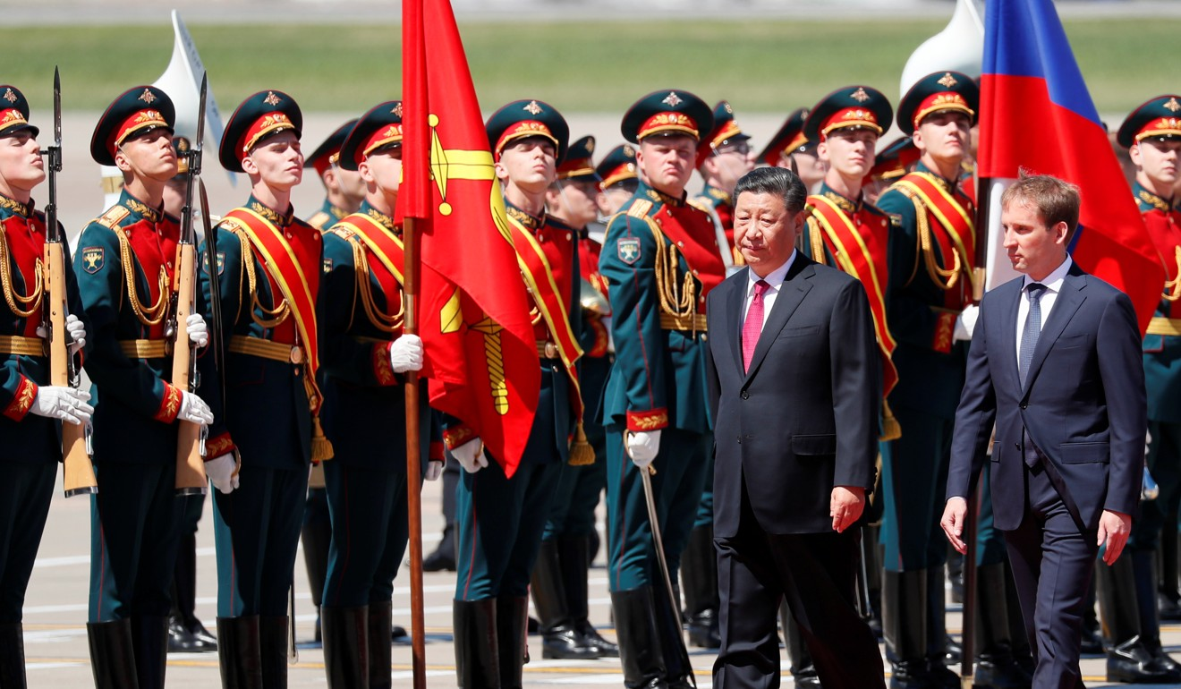 China and Russia to close ranks in united front against American pressure