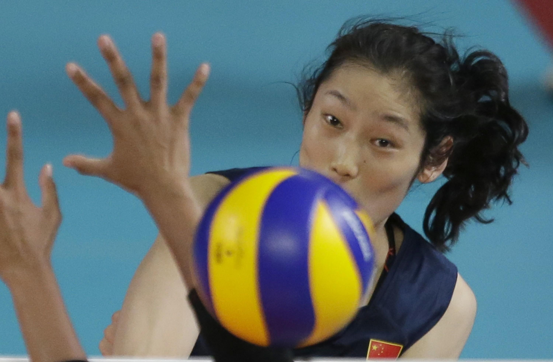 Zhu Ting proves she is China's biggest athlete at Hong Kong
