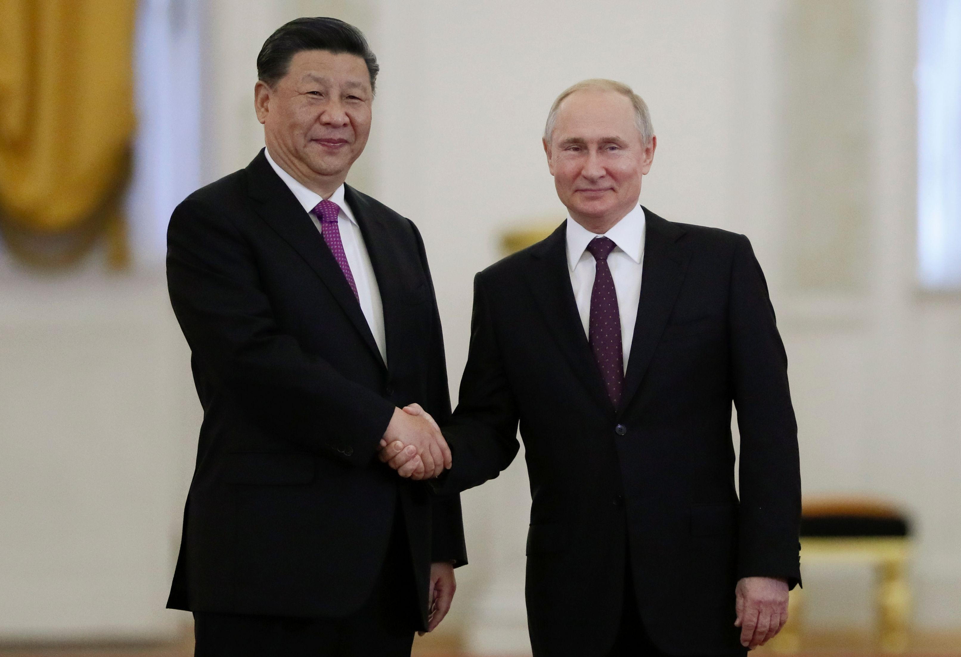 China And Russia To Close Ranks In United Front Against American Pressure Following Xi Jinping S Meeting With Vladimir Putin South China Morning Post