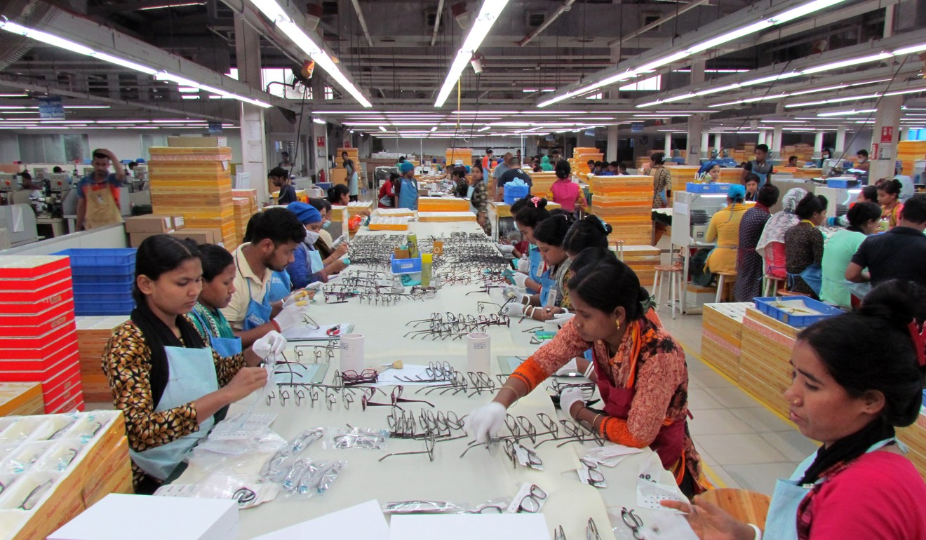 Move over, 'Made in China'. It's the 'Made in Bangladesh' era now