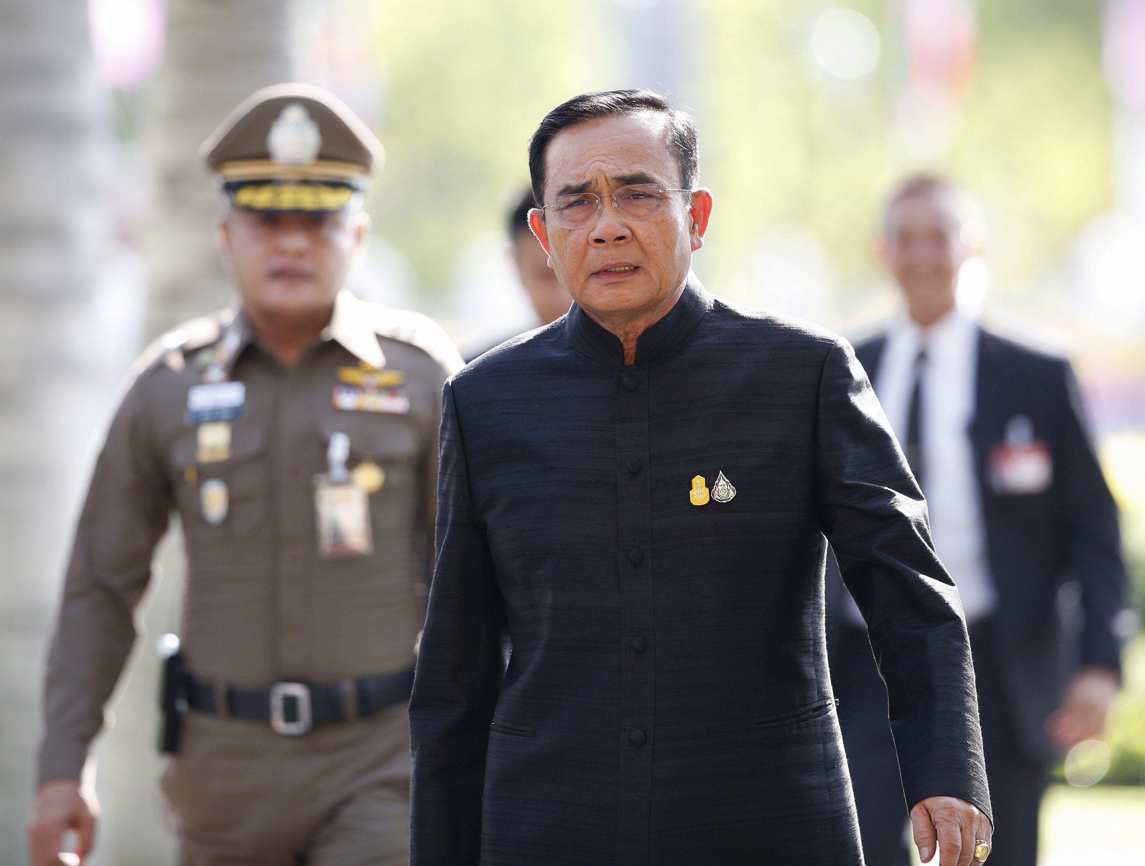 ¿Por qué Tailandia quiere derrocar a aquel que no debe ser nombrado?
