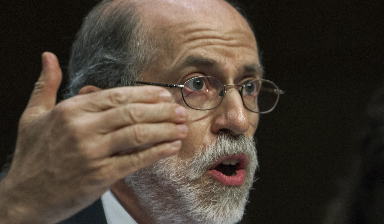 Frank Gaffney (pictured in 2013) is the founder of the far-right Center for Security Policy think tank. Photo: AFP
