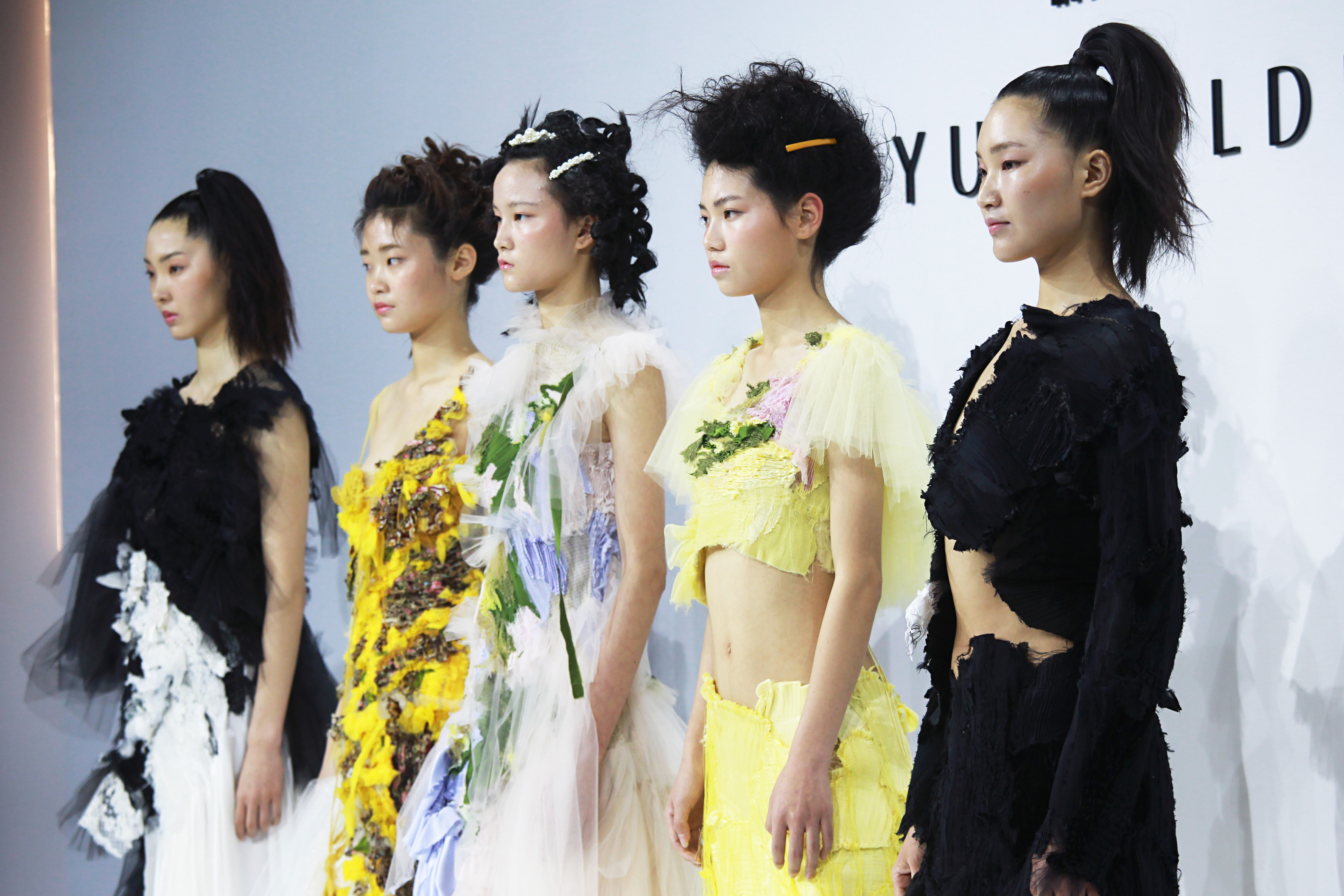 b5a607432 How Chinese designers have made Shanghai, 'Paris of the East', into a  global fashion hub
