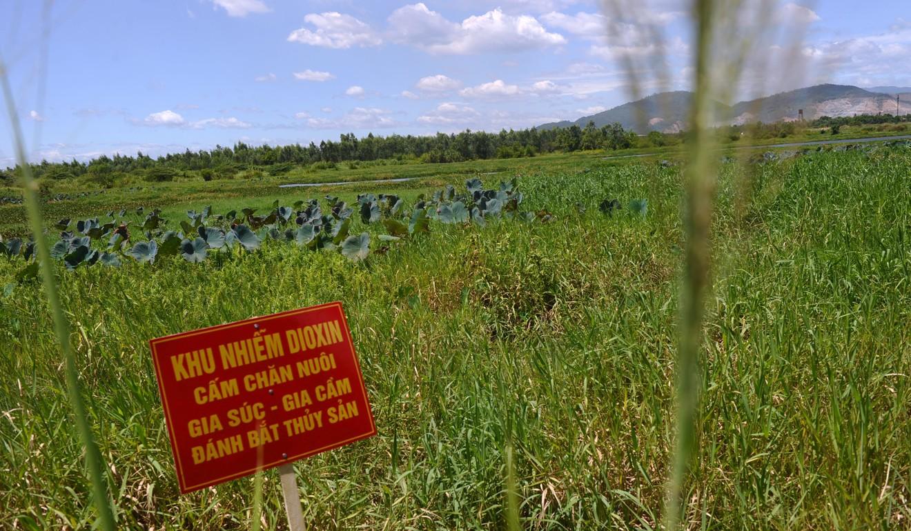 Rischio diossina a Quang Tri