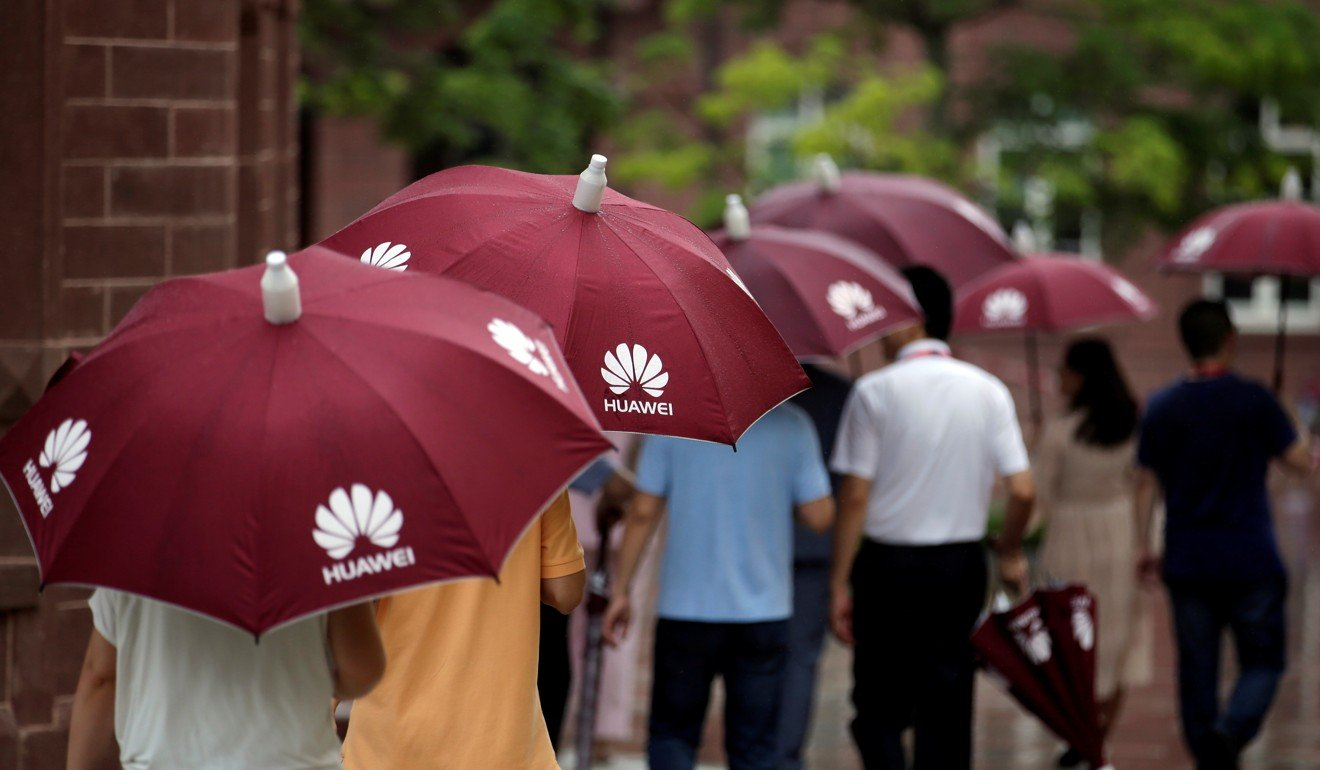 Huawei is currently facing a string of US charges, including that it stole trade secrets and violated economic sanctions. Photo: Reuters