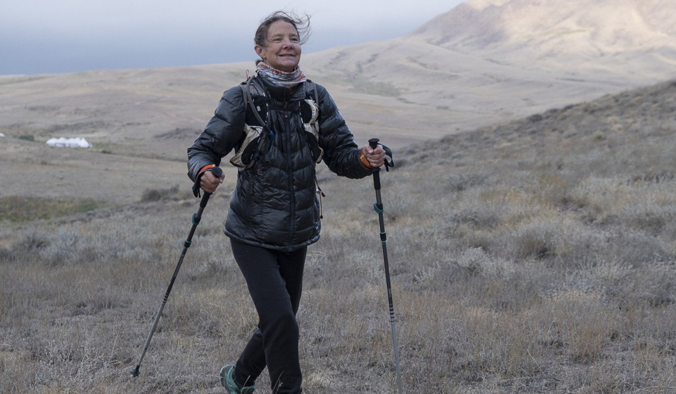 Terminal lung cancer fails to stop runner from following her passion and 'living with death'
