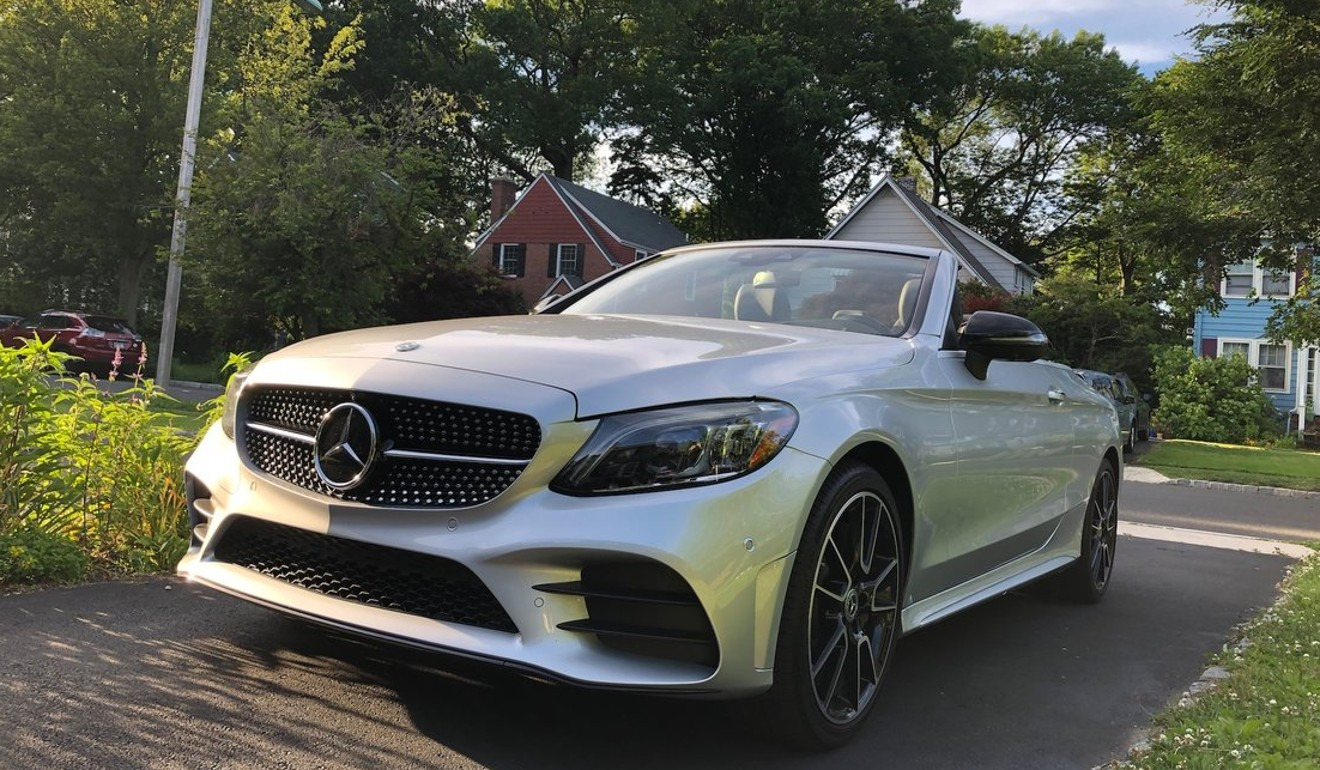 We review the Mercedes-Benz C 300 convertible: is it as good as it looks?
