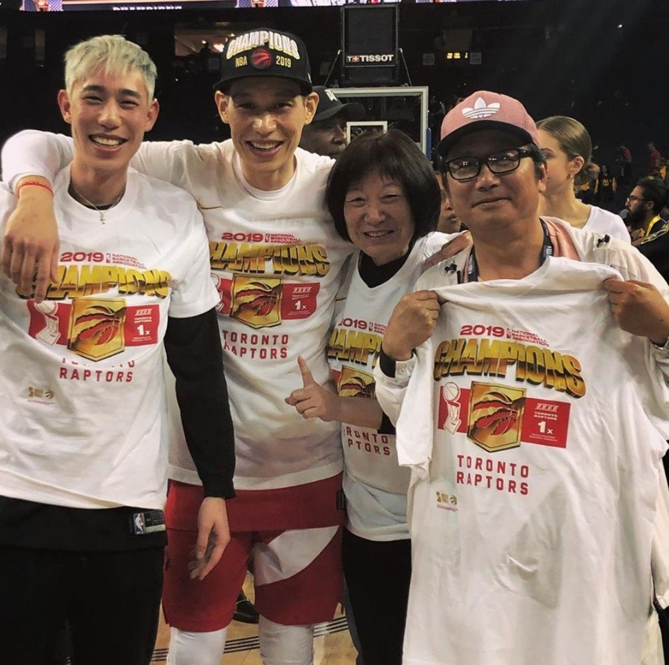 Jeremy Lin promises 'I'll never stop representing Asians with everything I have' after NBA title win