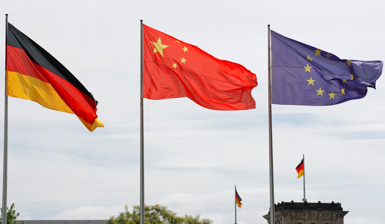 China's new abnormal: European patrols in disputed Southeast Asian waters