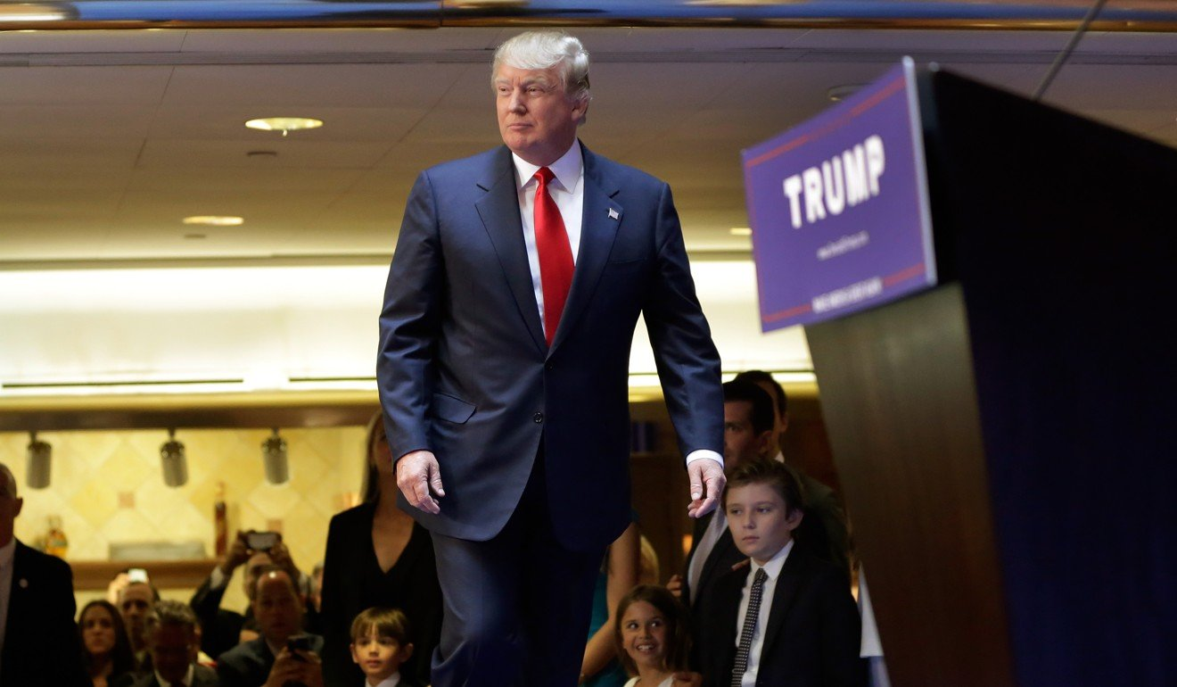 Donald Trump: can the great salesman sell America on giving him a second term?